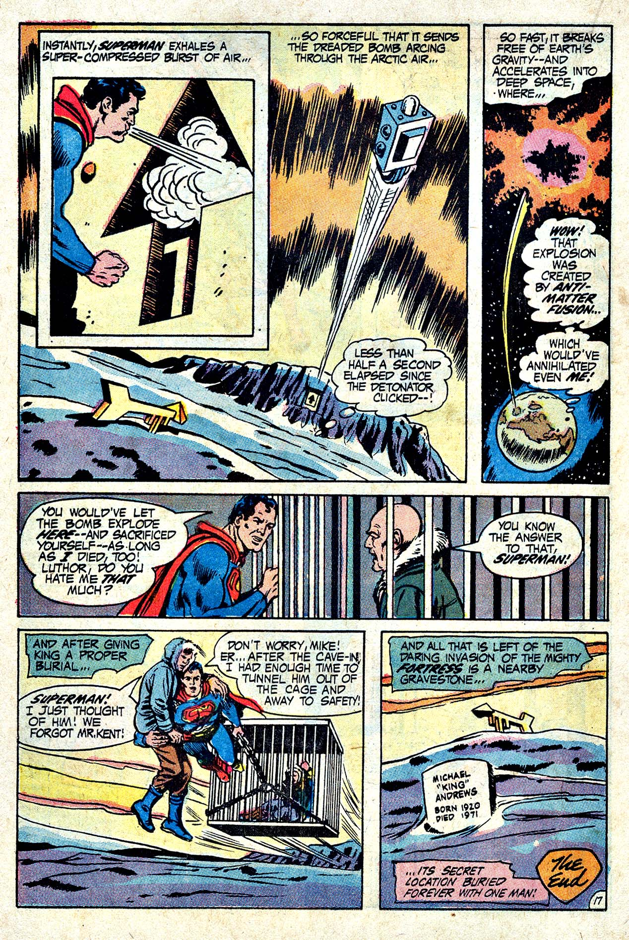 Read online Action Comics (1938) comic -  Issue #407 - 21