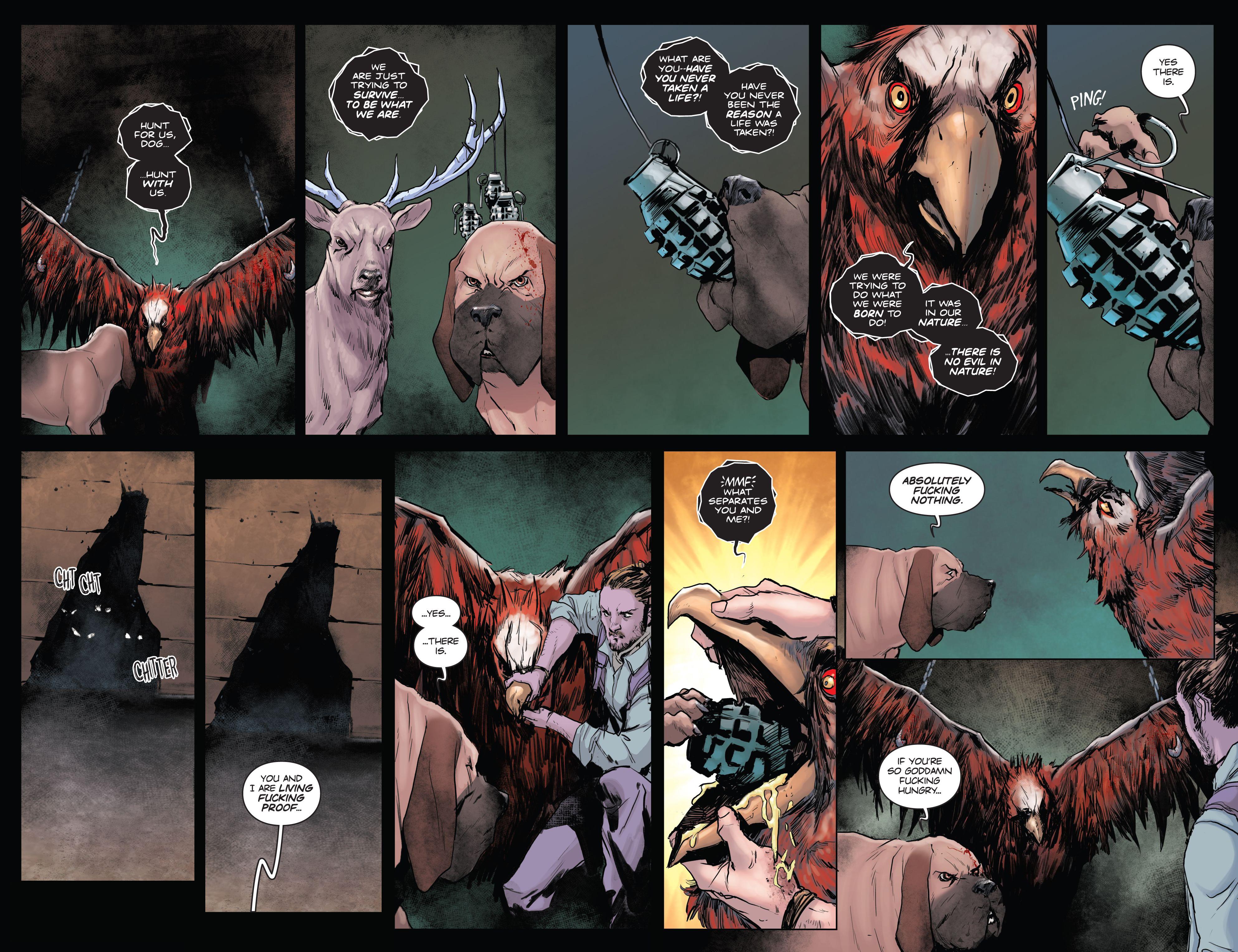 Read online Animosity comic -  Issue #7 - 8