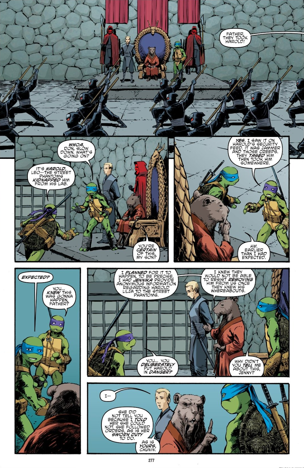 Read online Teenage Mutant Ninja Turtles: The IDW Collection comic -  Issue # TPB 7 (Part 3) - 68