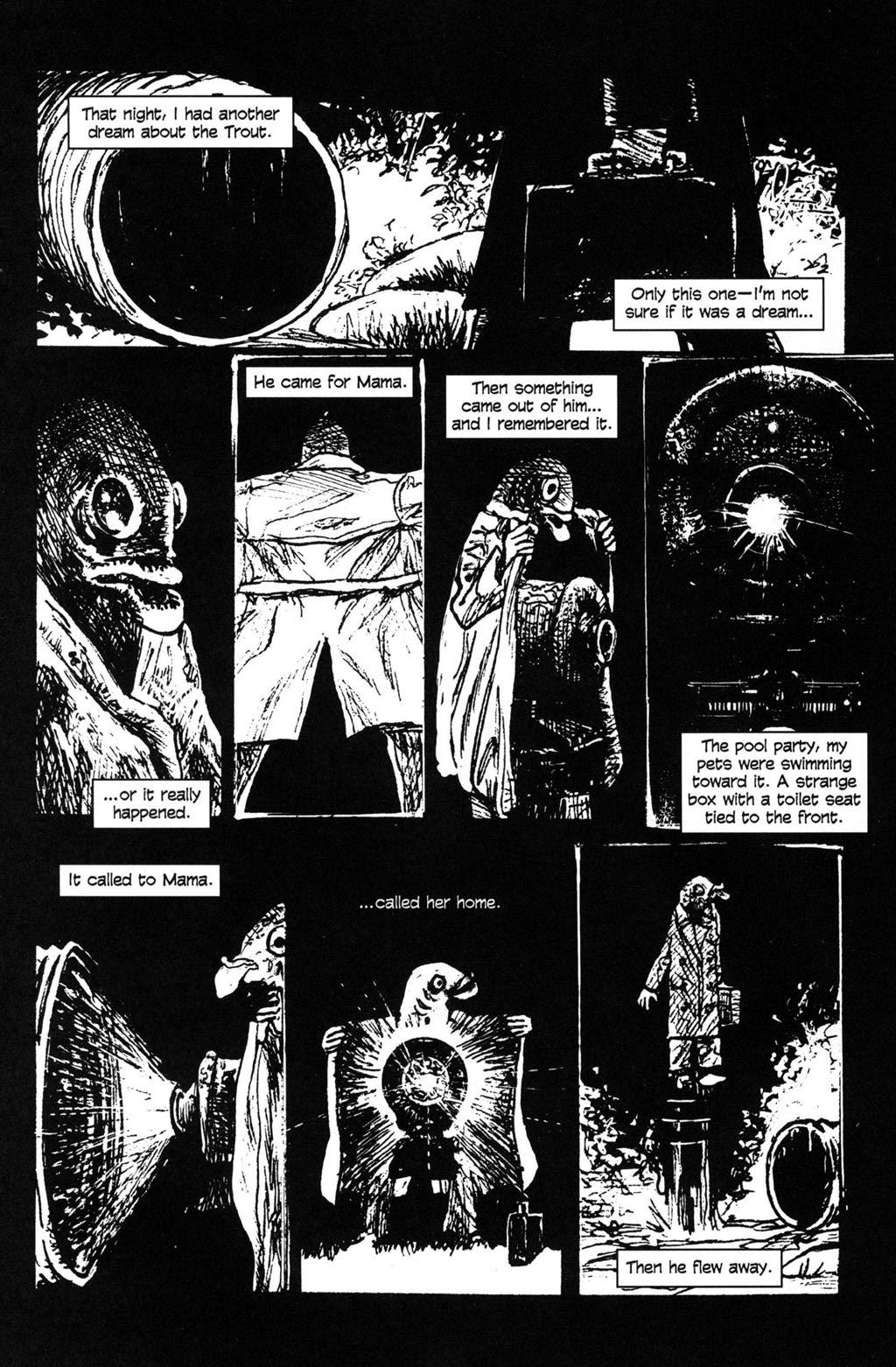 Read online Ojo comic -  Issue #5 - 18