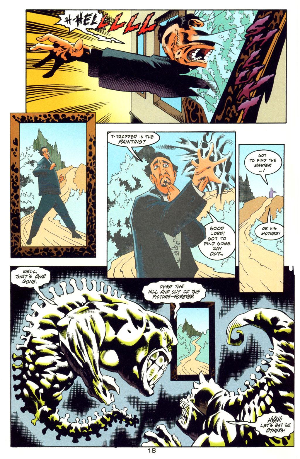 Read online Batman: Haunted Gotham comic -  Issue #4 - 18
