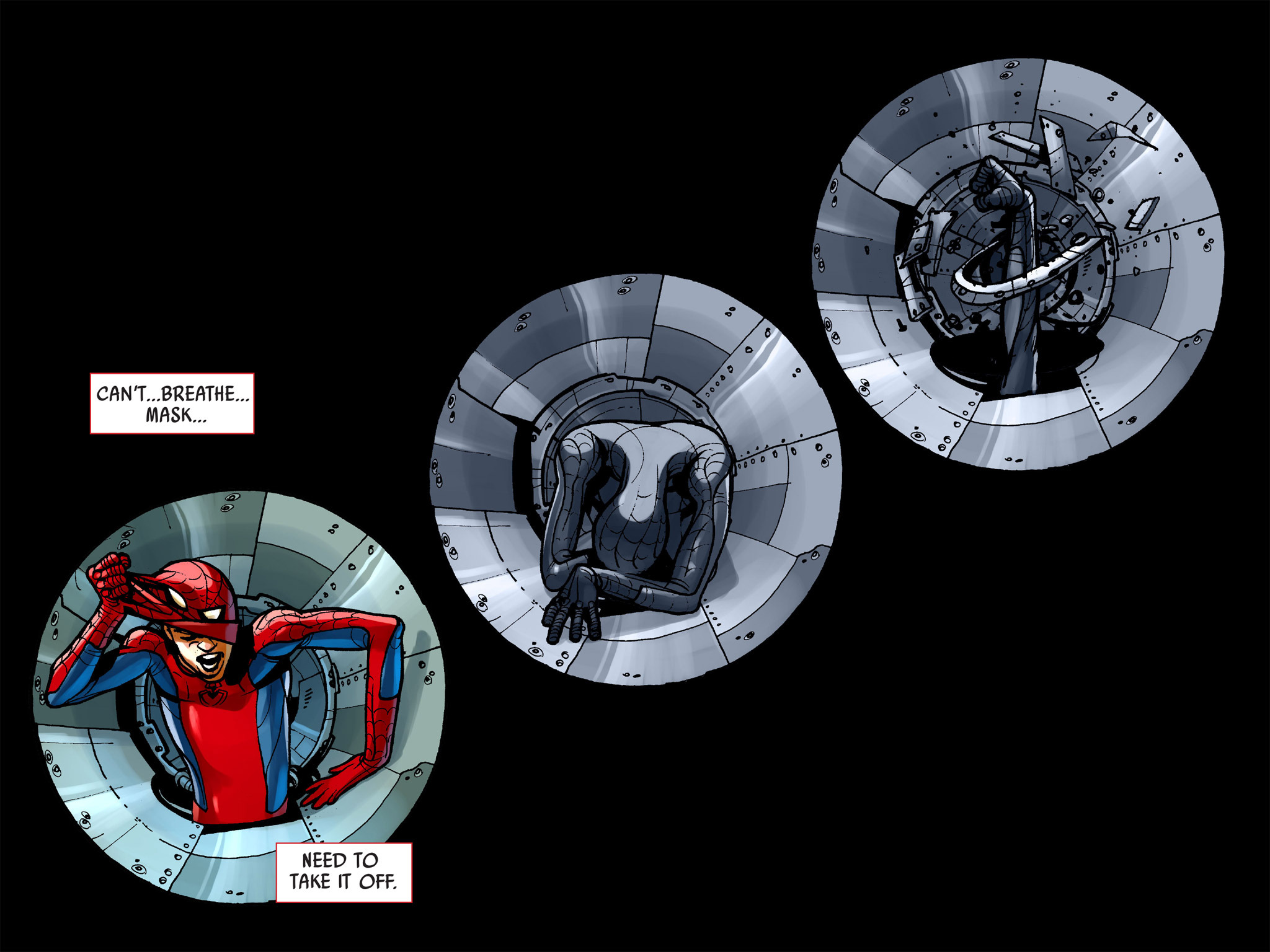 Read online Amazing Spider-Man: Who Am I? comic -  Issue # Full (Part 1) - 42