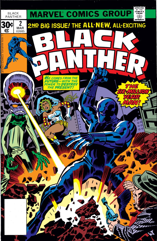 Black Panther (1977) 2 Page 1