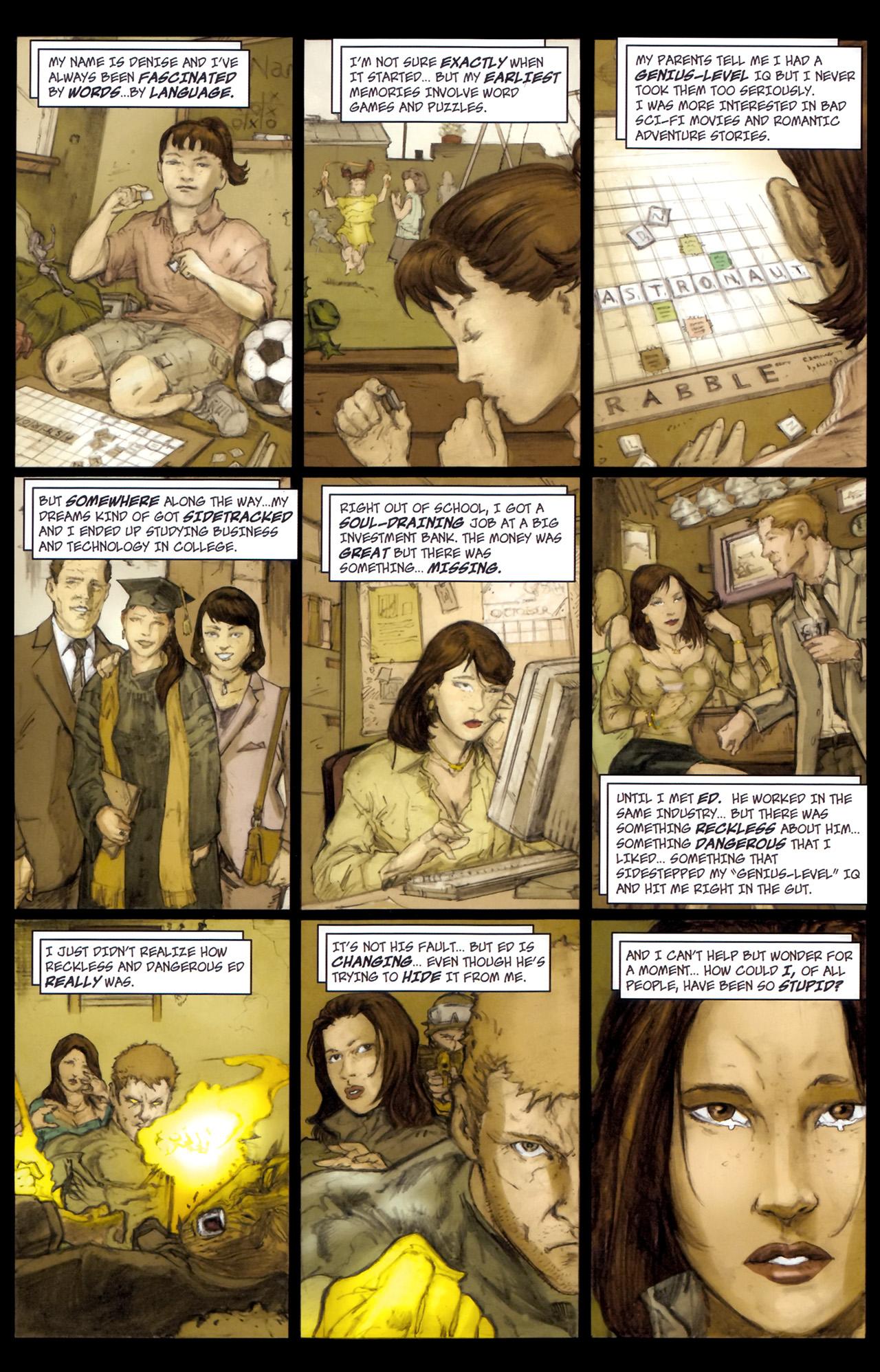 Read online Phoenix comic -  Issue #5 - 3