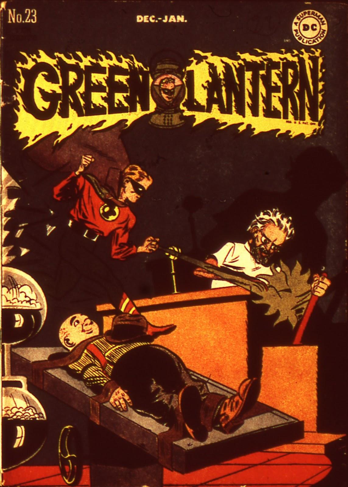 Green Lantern (1941) 23 Page 1