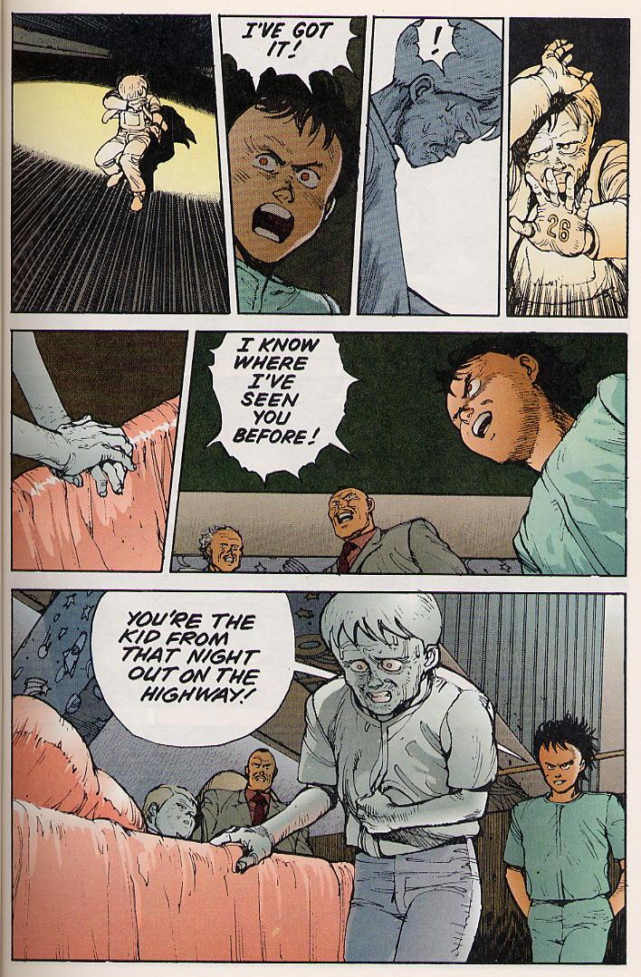 Read online Akira comic -  Issue #8 - 31