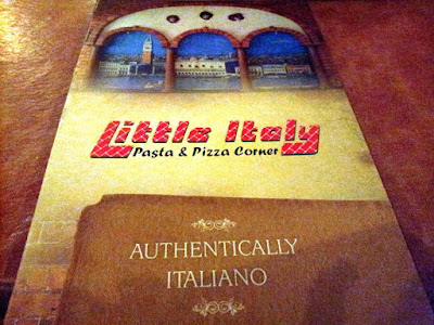 Things To Do In Kota Kinabalu - Dine At Little Italy