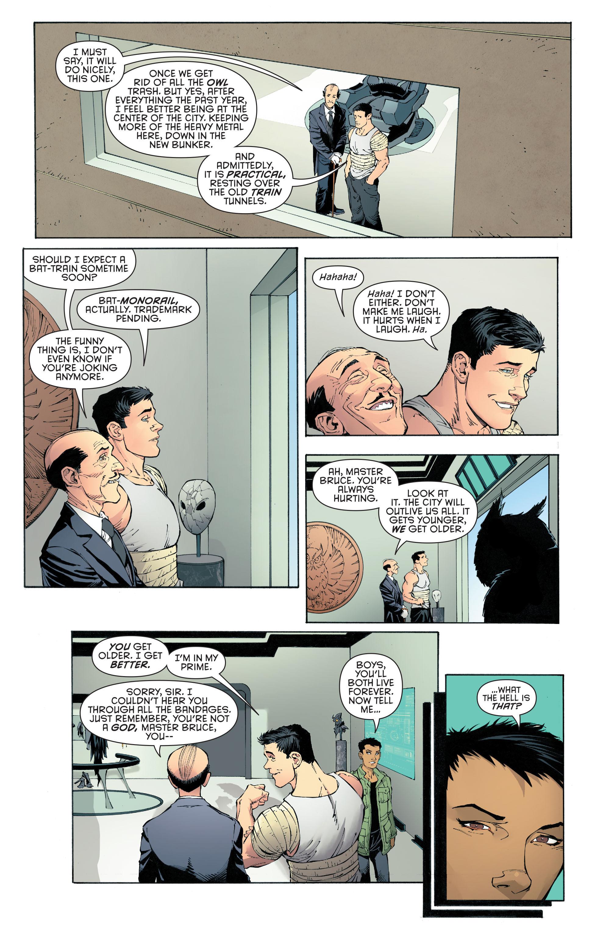 Read online Batman Endgame: Special Edition comic -  Issue #1 - 7