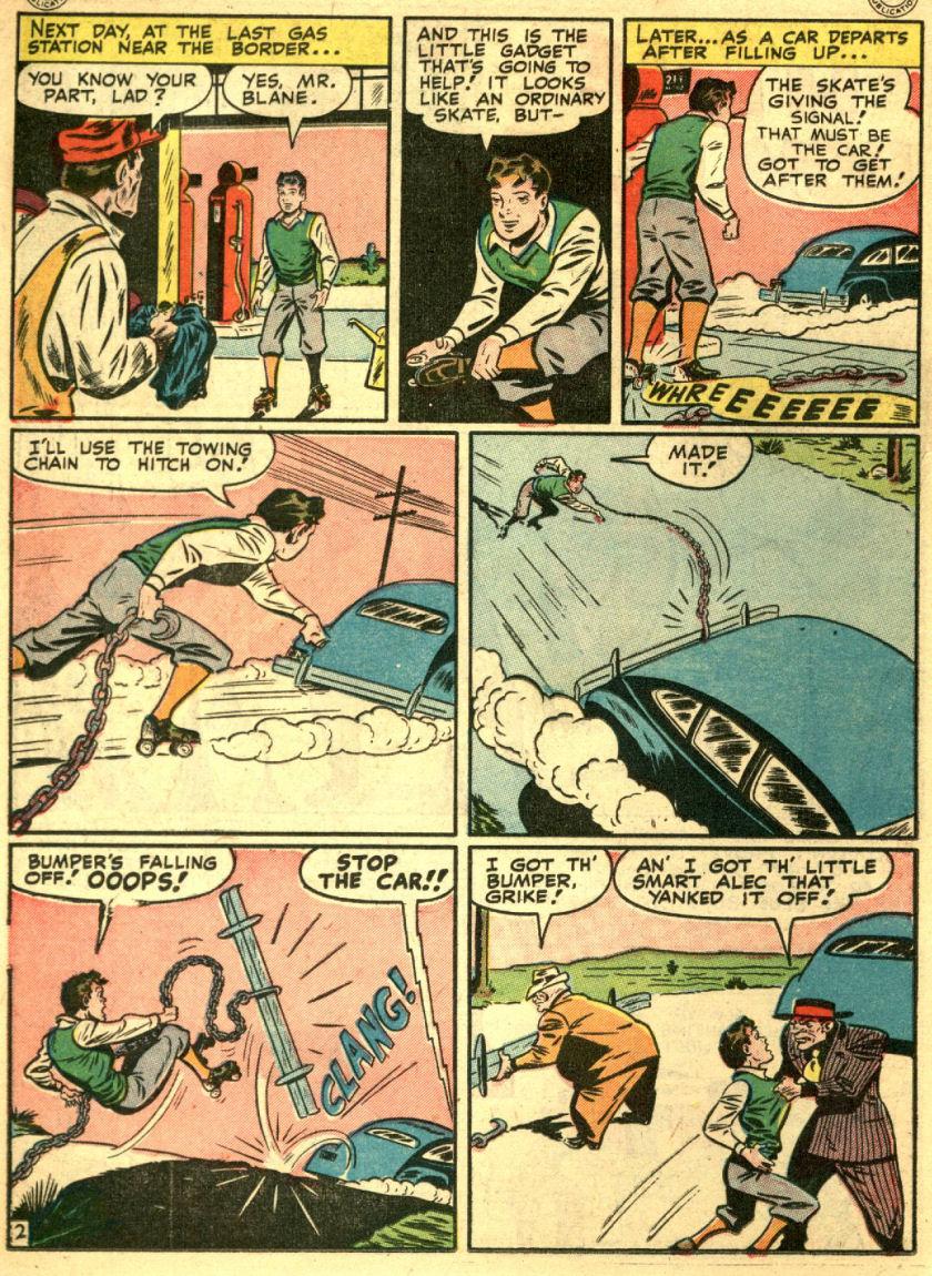 Read online Sensation (Mystery) Comics comic -  Issue #69 - 20