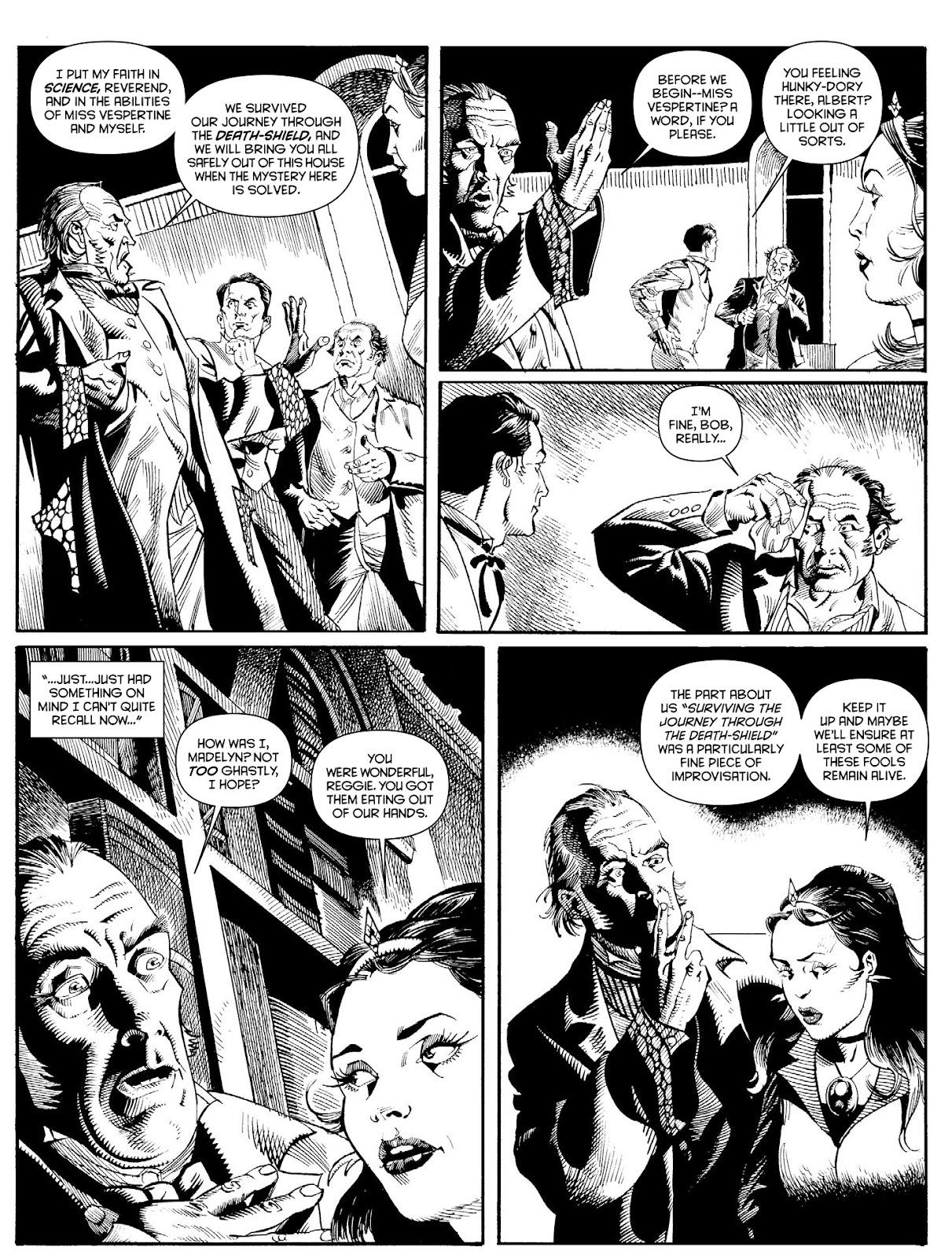 Judge Dredd Megazine (Vol. 5) issue 427 - Page 87