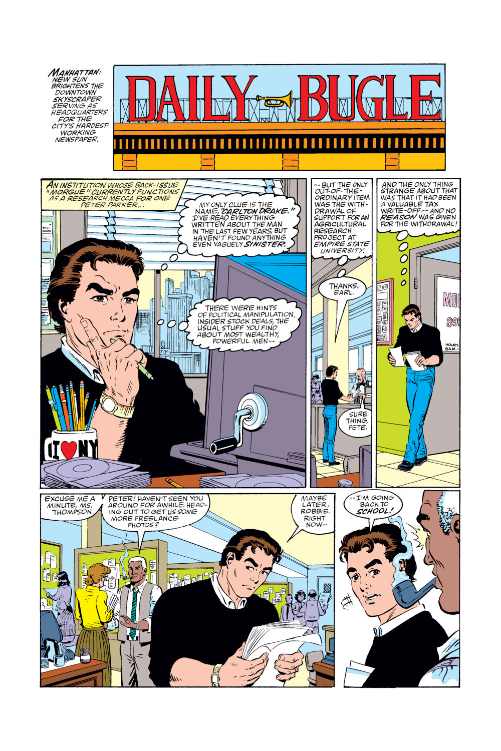 The Amazing Spider-Man (1963) 299 Page 10