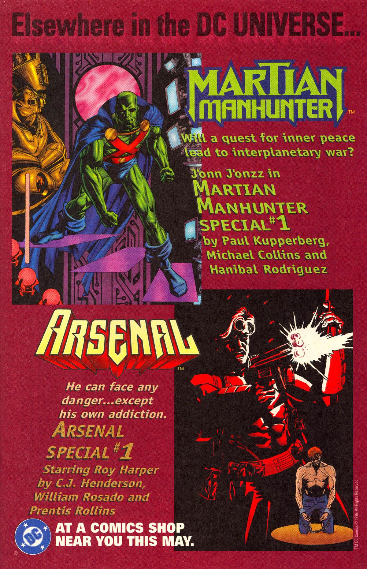 Read online Artemis: Requiem comic -  Issue #2 - 22