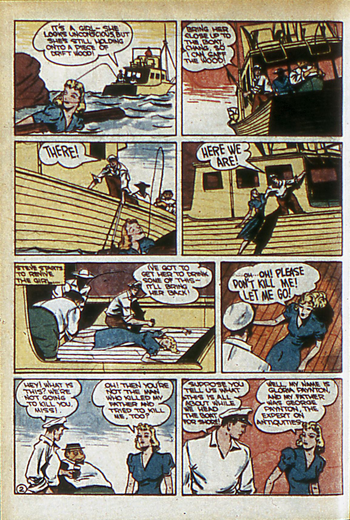 Read online Adventure Comics (1938) comic -  Issue #60 - 49