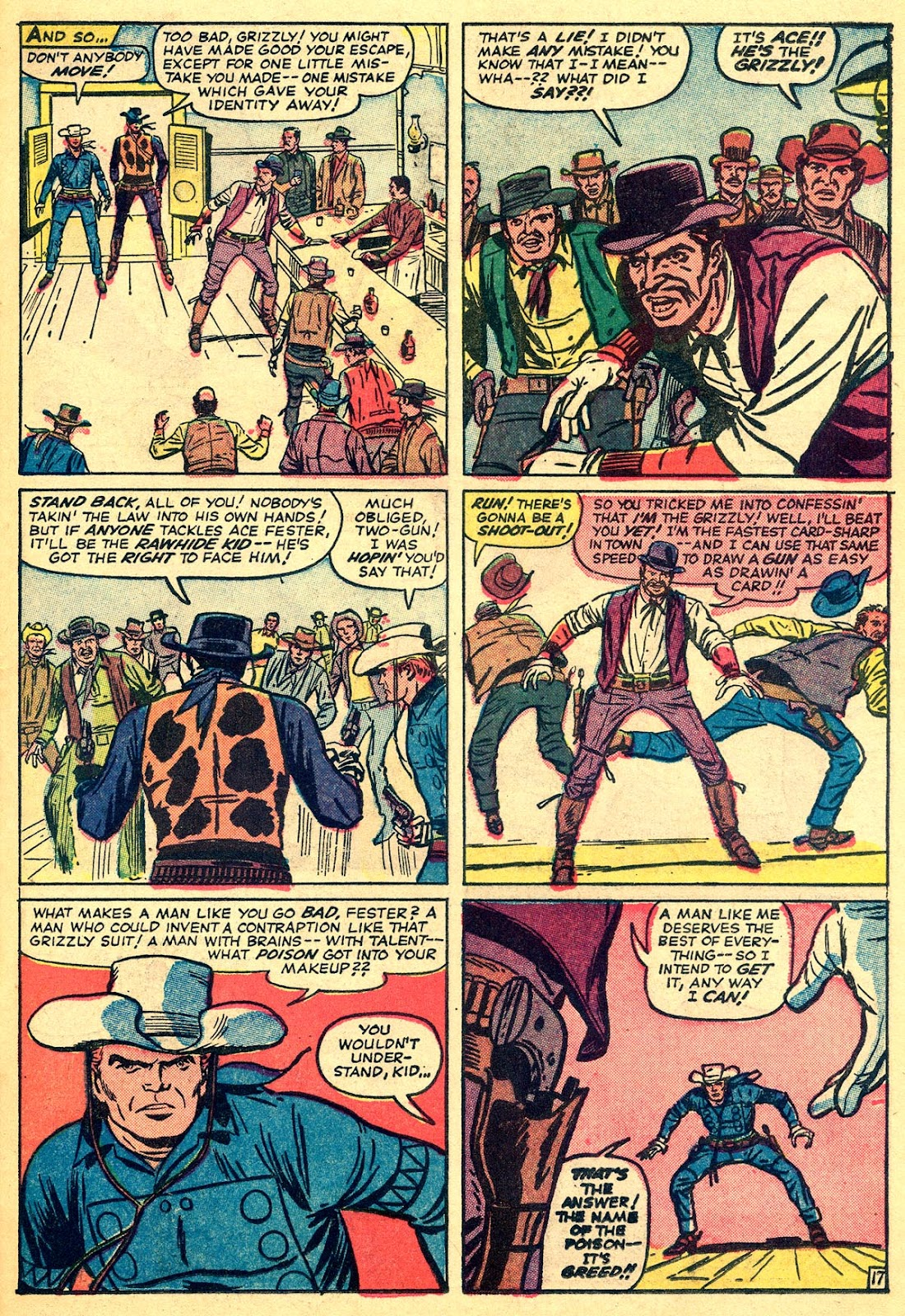 The Rawhide Kid (1955) issue 40 - Page 23