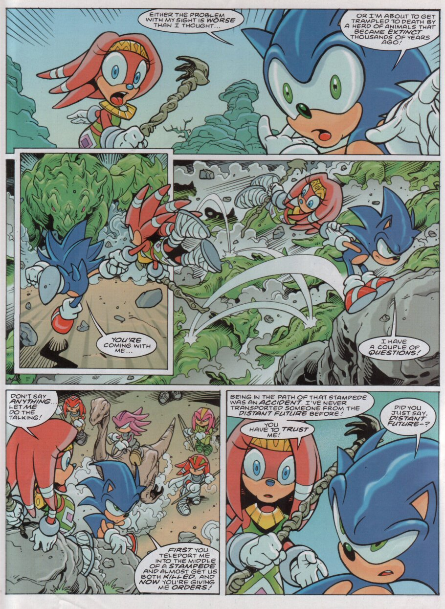 Read online Sonic the Comic comic -  Issue #179 - 6