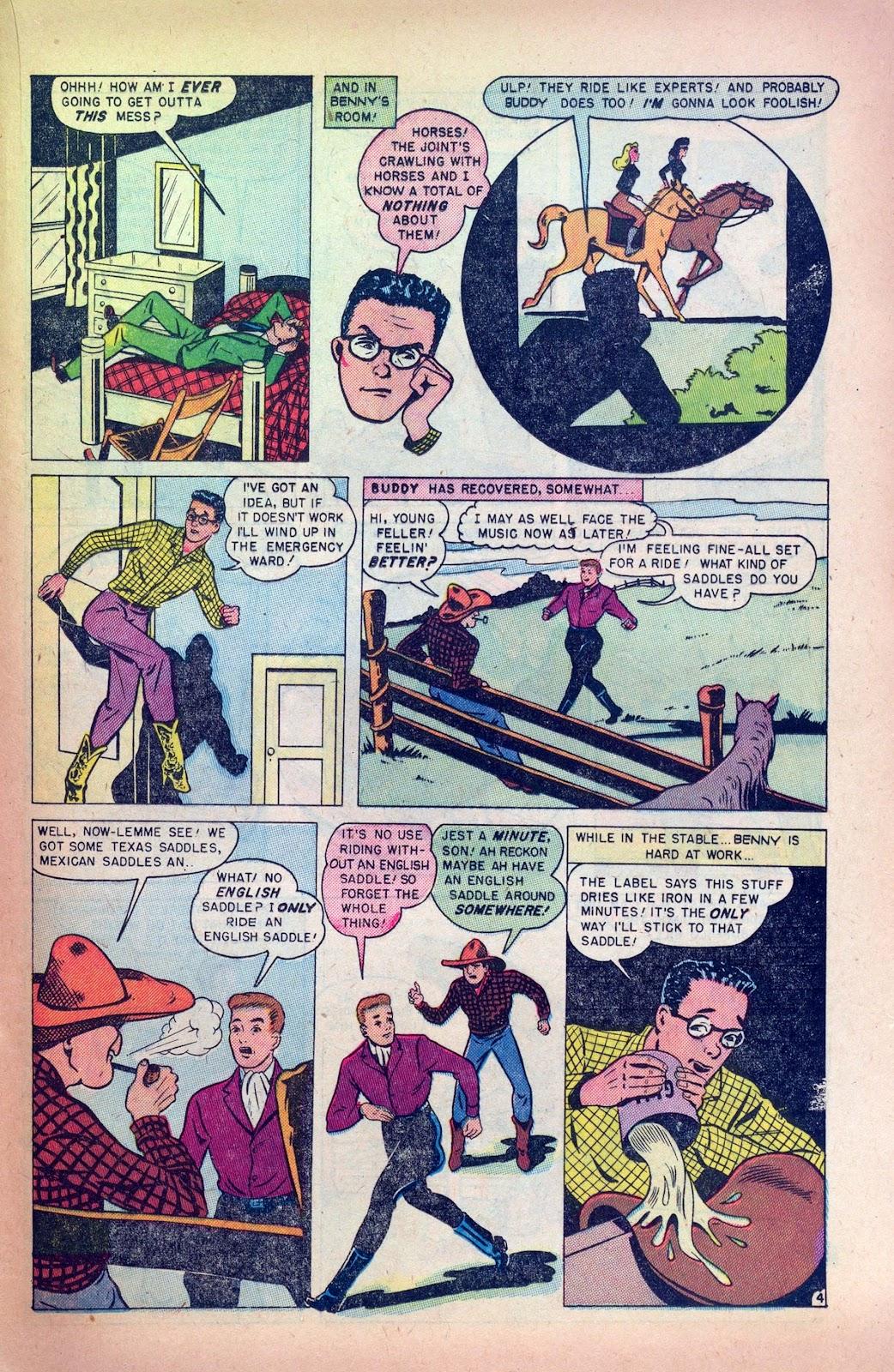 Read online Joker Comics comic -  Issue #42 - 21