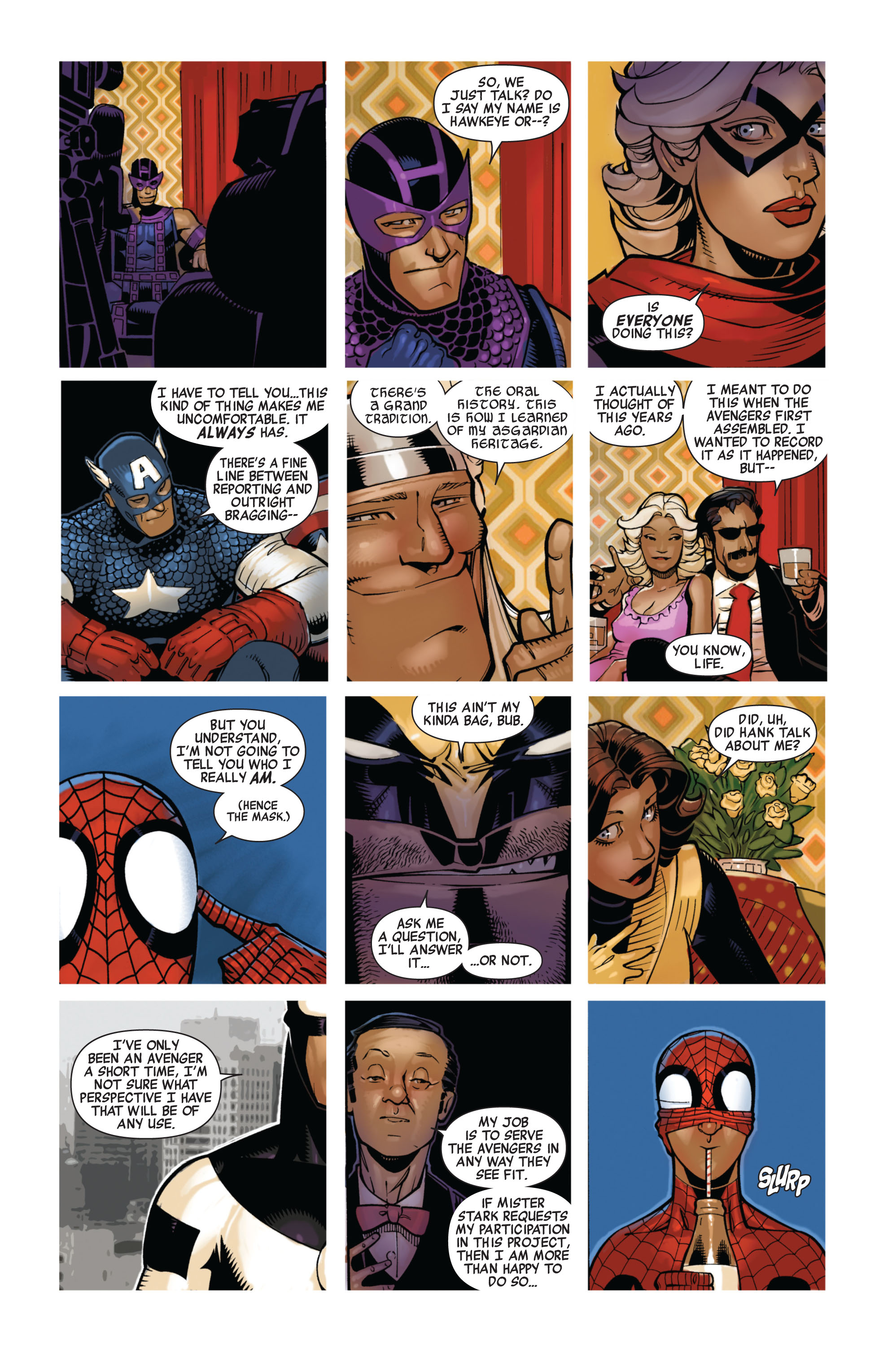 Read online Avengers (2010) comic -  Issue #13 - 3