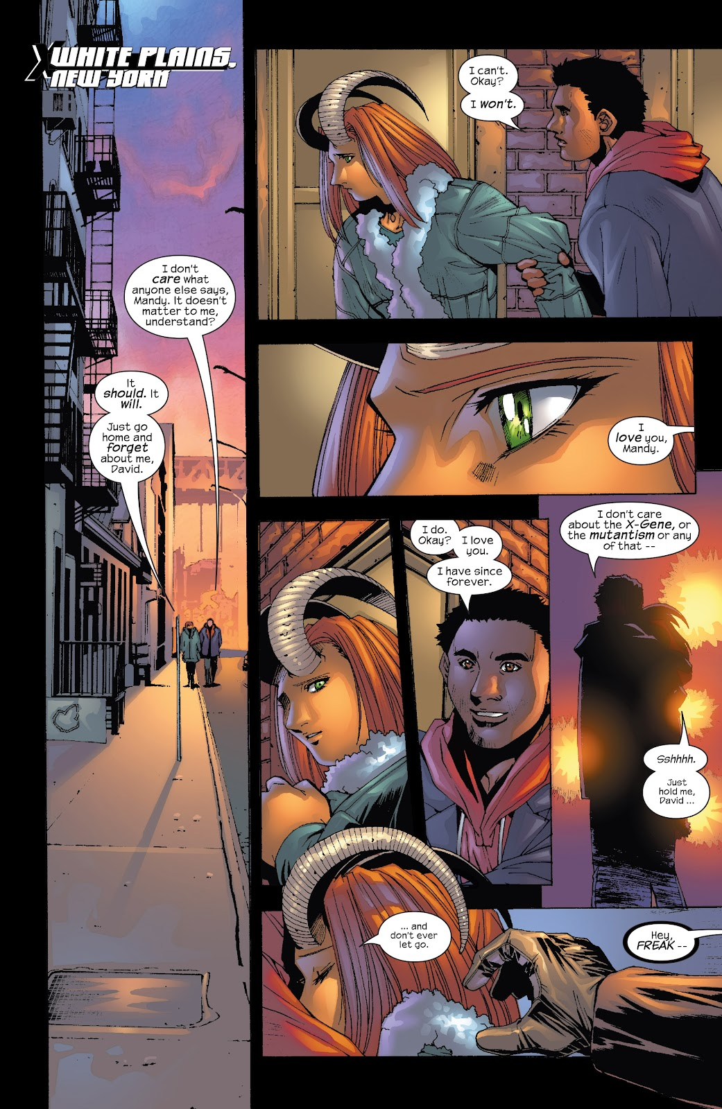 Read online X-Men: Unstoppable comic -  Issue # TPB (Part 2) - 95