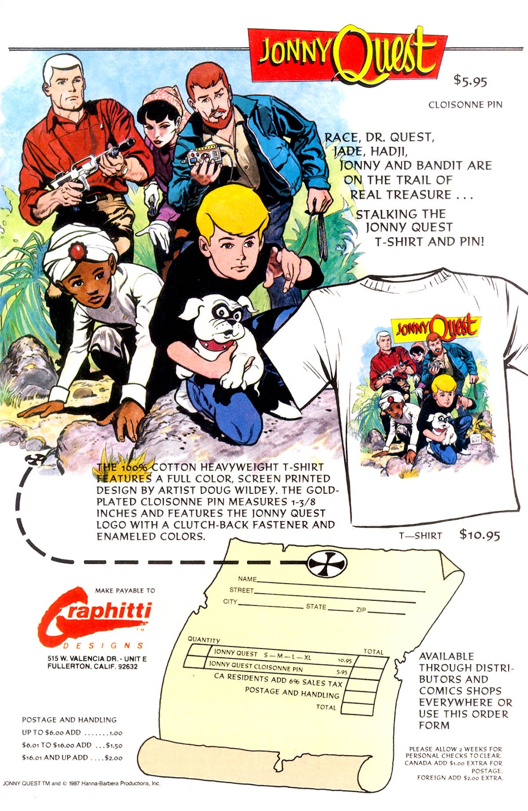 Jonny Quest (1986) issue 10 - Page 31