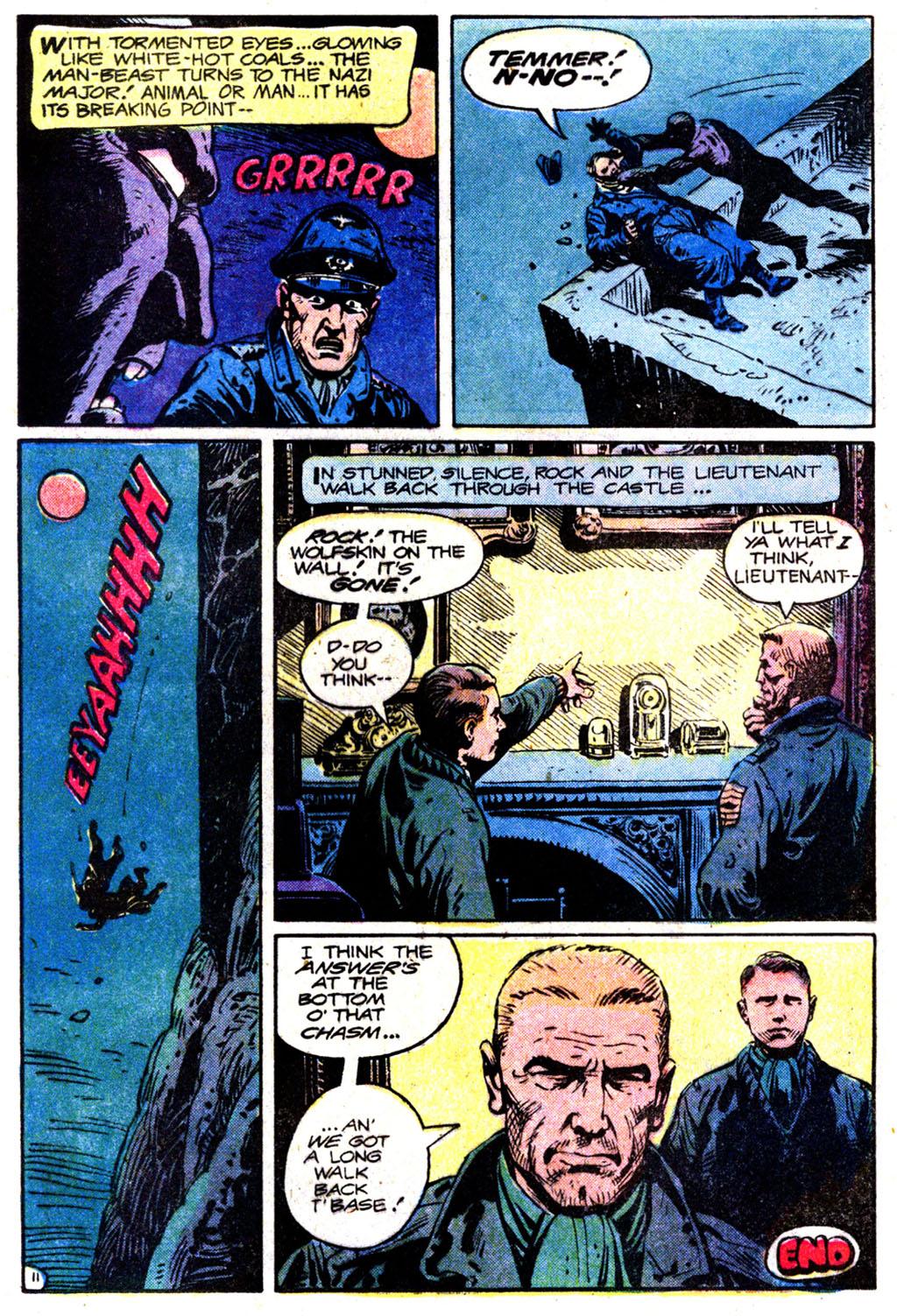 Read online Sgt. Rock comic -  Issue #354 - 12