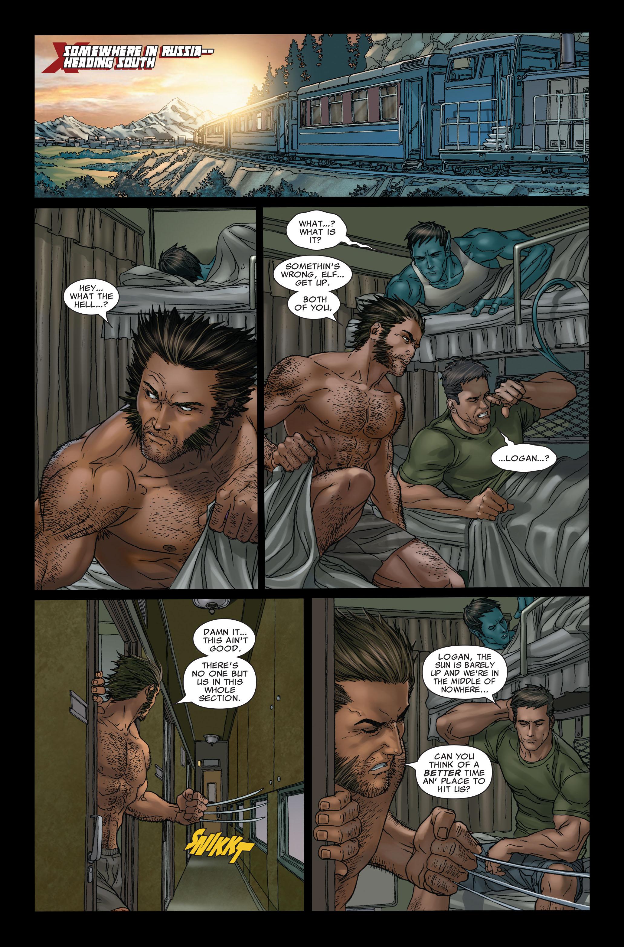 Read online Uncanny X-Men (1963) comic -  Issue #497 - 3