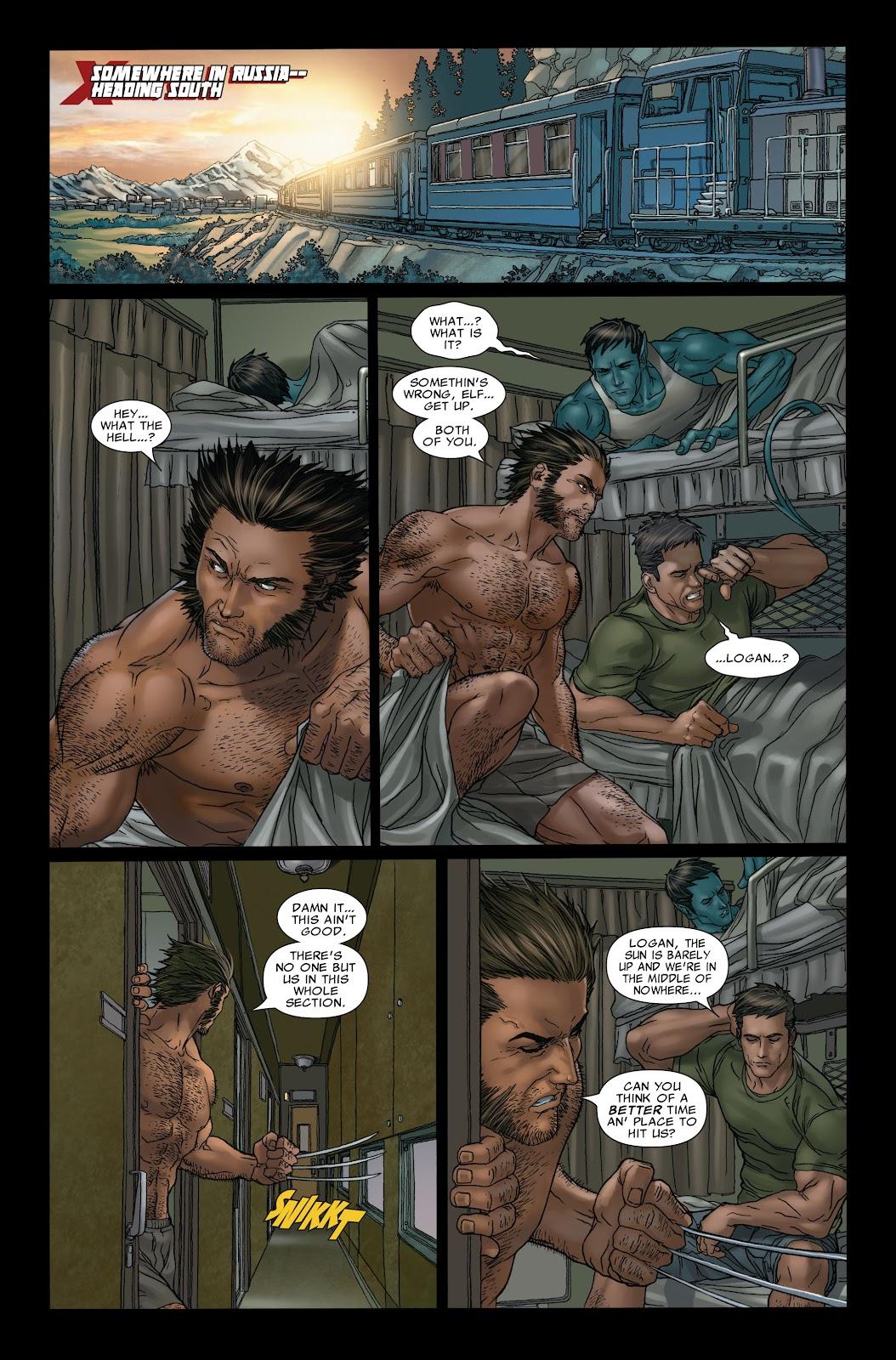 Uncanny X-Men (1963) issue 497 - Page 3