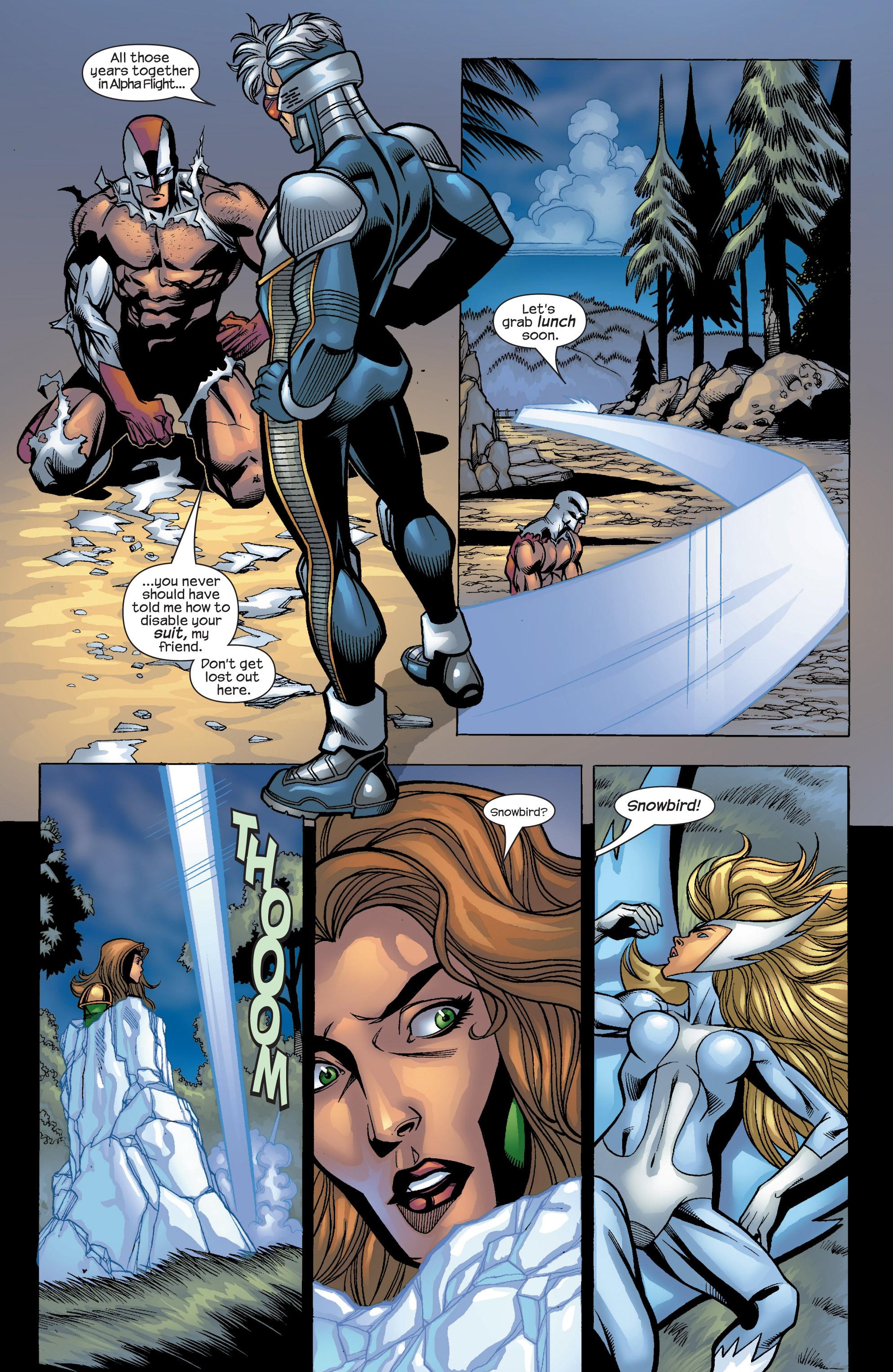 Read online Uncanny X-Men (1963) comic -  Issue #422 - 30