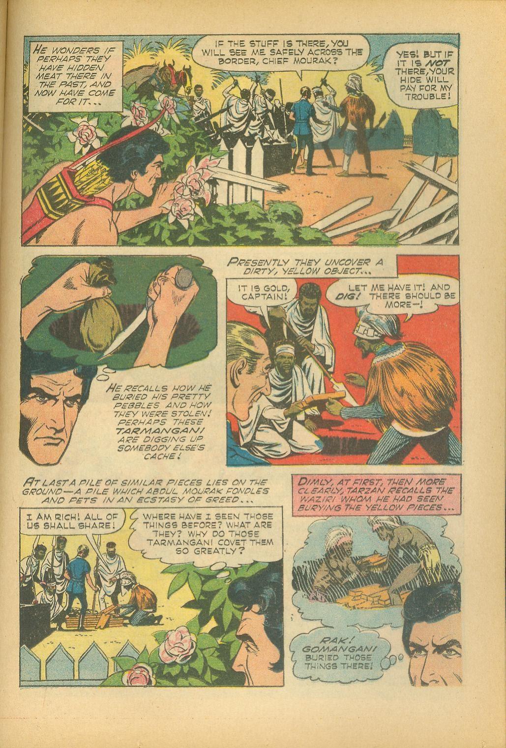 Tarzan (1962) issue 160 - Page 25