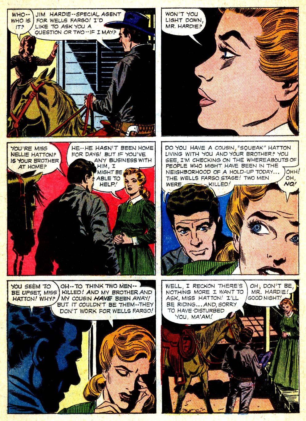Four Color Comics issue 1075 - Page 26