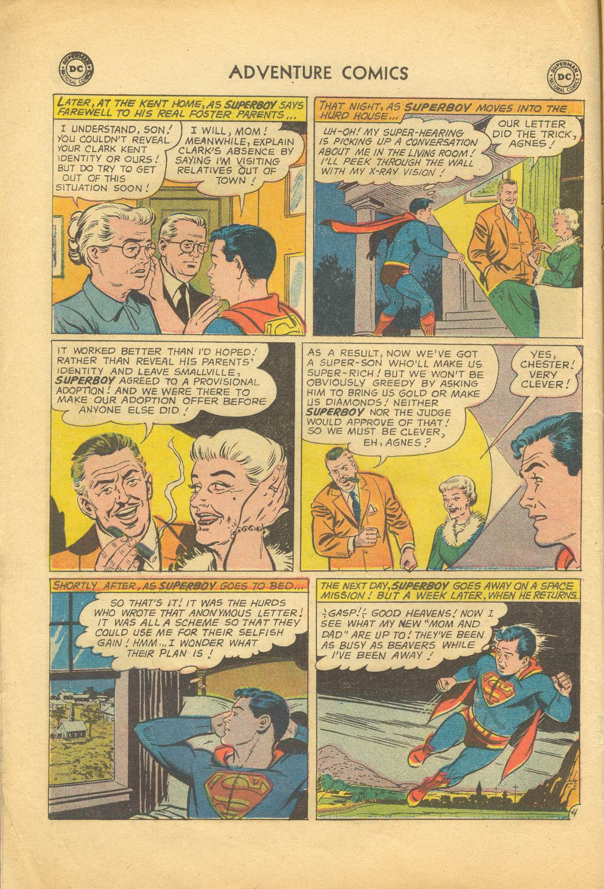 Read online Adventure Comics (1938) comic -  Issue #281 - 6