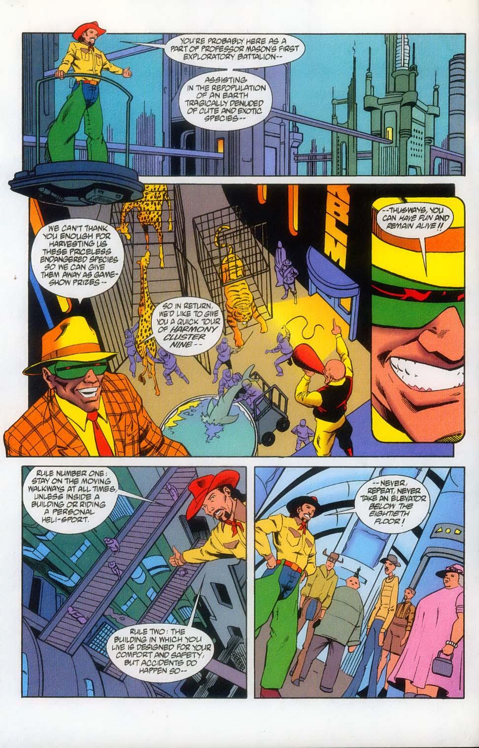 Godzilla (1995) Issue #12 #13 - English 5