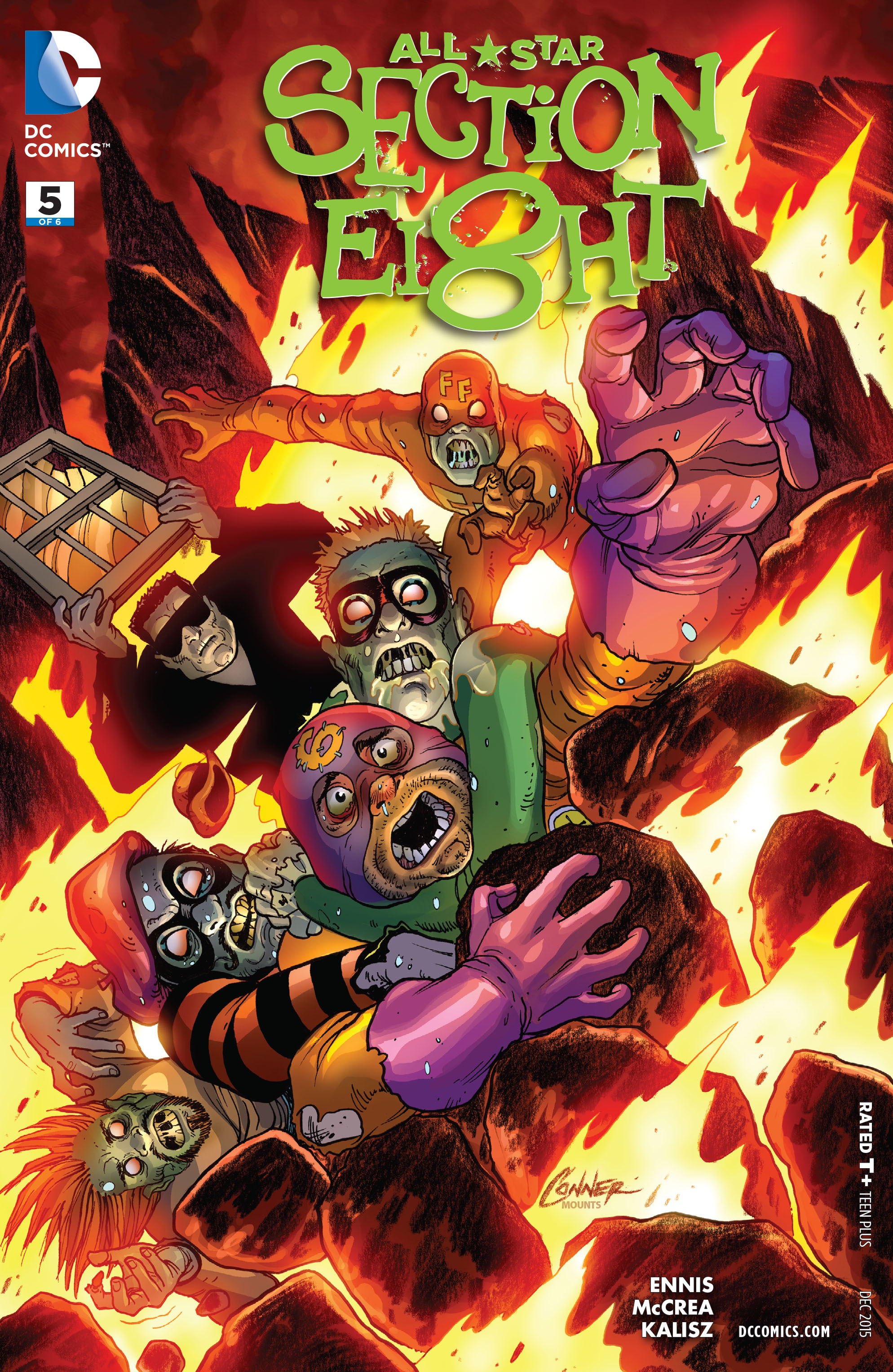 All-Star Section Eight 5 Page 1