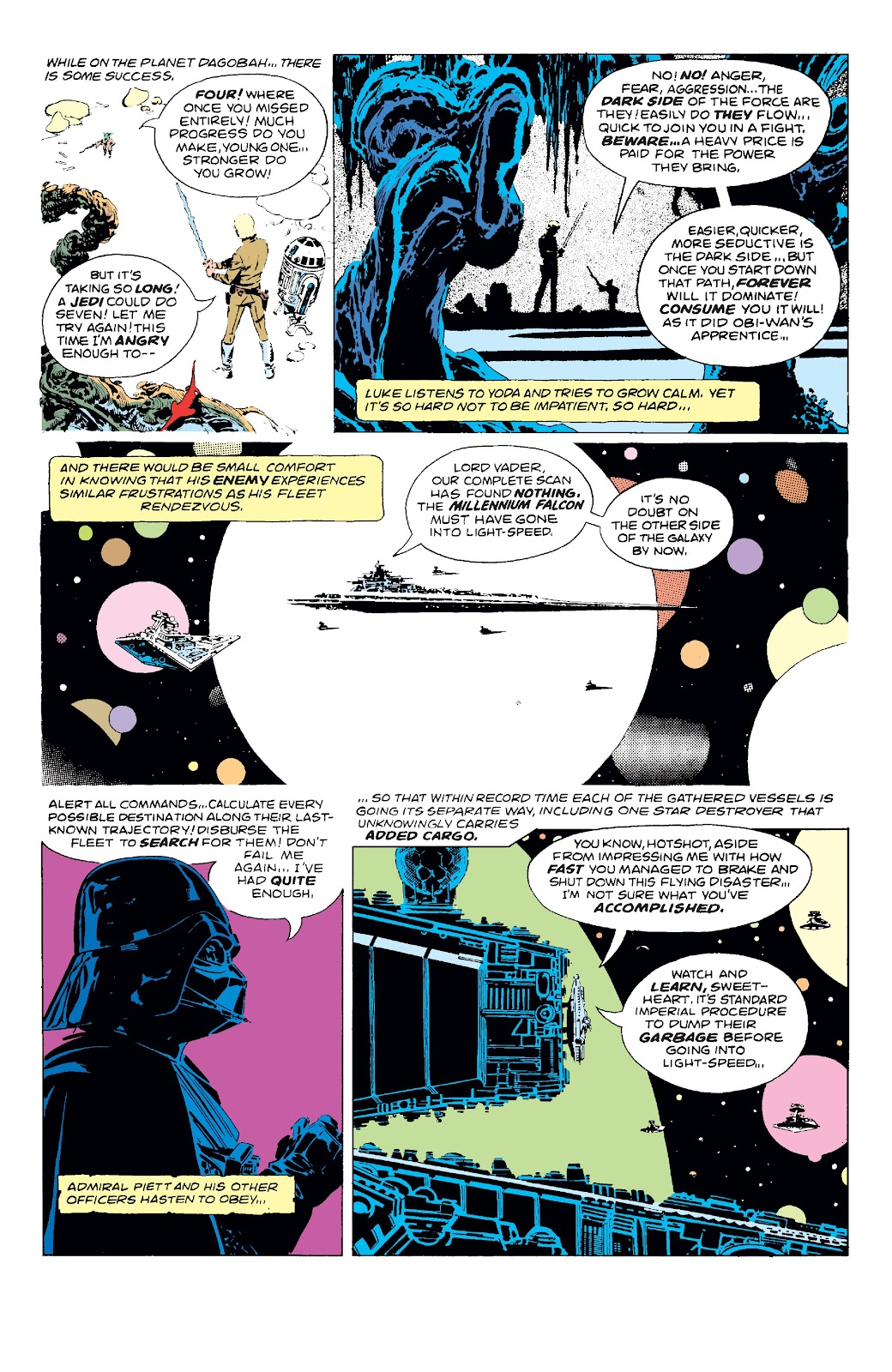 Read online Star Wars Legends: The Original Marvel Years - Epic Collection comic -  Issue # TPB 3 (Part 1) - 75