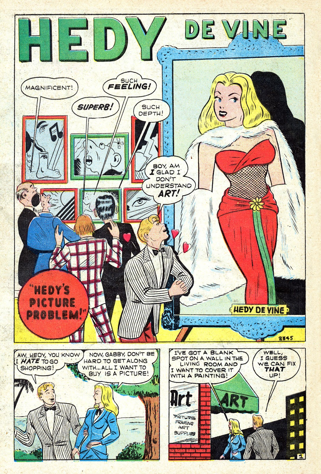 Venus (1948) issue 1 - Page 28