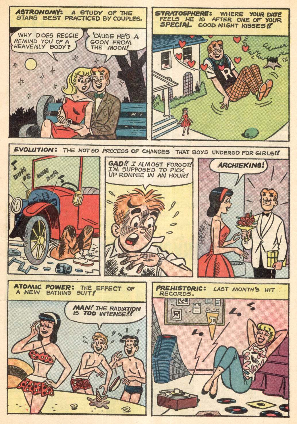 Read online Archie's Girls Betty and Veronica comic -  Issue #94 - 11