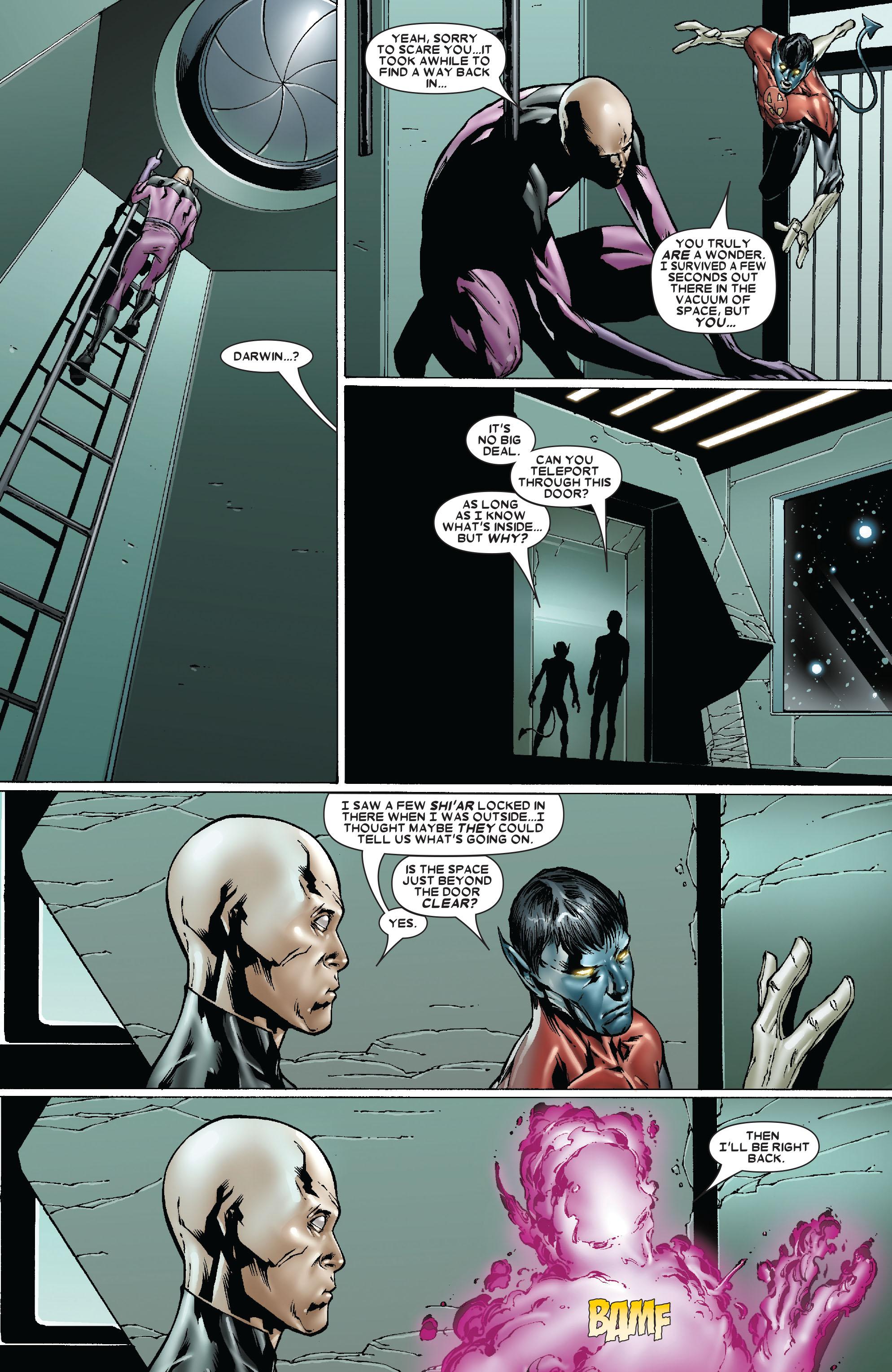 Read online Uncanny X-Men (1963) comic -  Issue #478 - 19