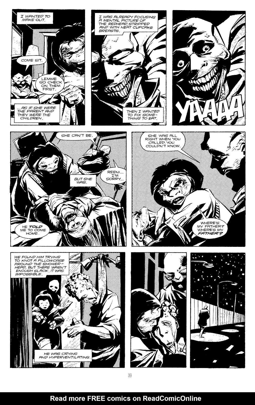 Read online Freaks' Amour comic -  Issue # TPB (Part 1) - 40