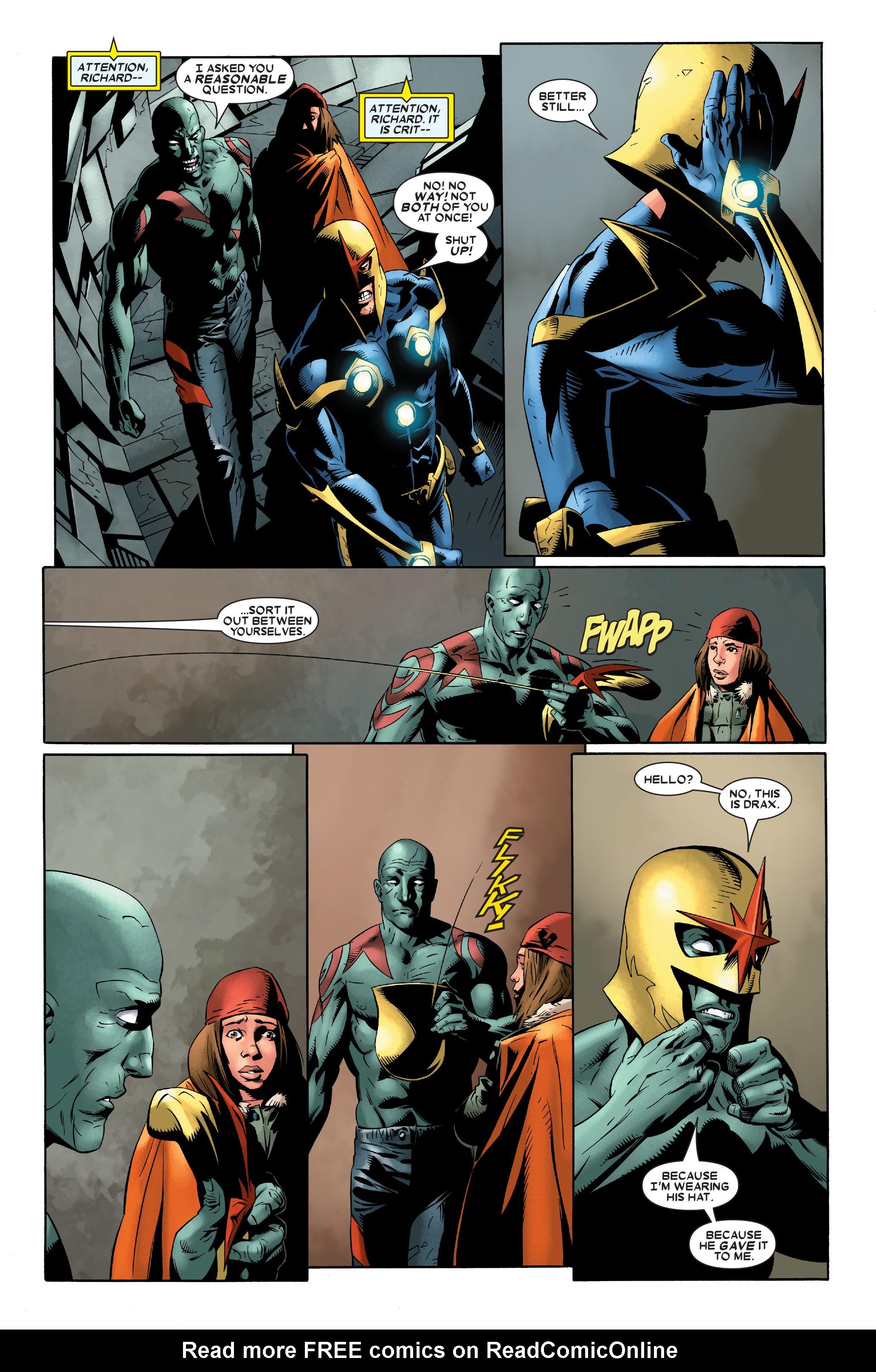 Read online Annihilation: Nova comic -  Issue #2 - 13