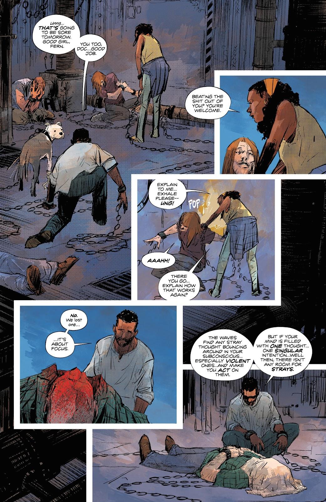 Read online Resonant comic -  Issue #3 - 16