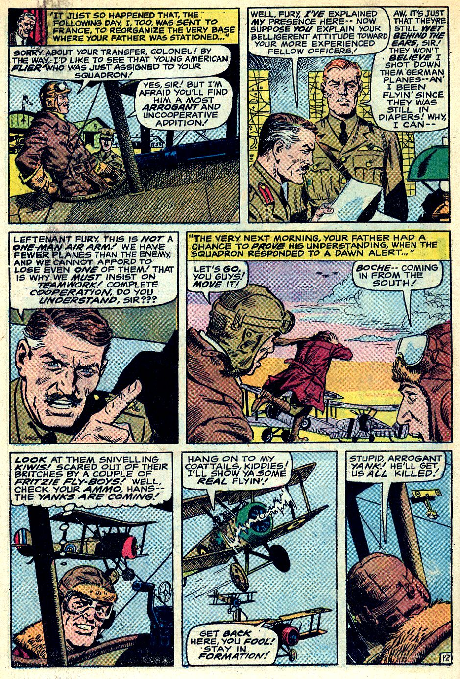 Read online Sgt. Fury comic -  Issue #76 - 18