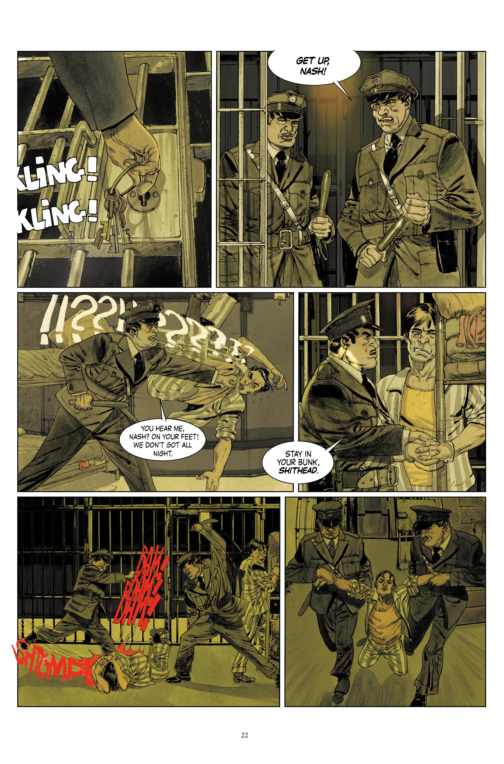 Read online Triggerman comic -  Issue #1 - 27