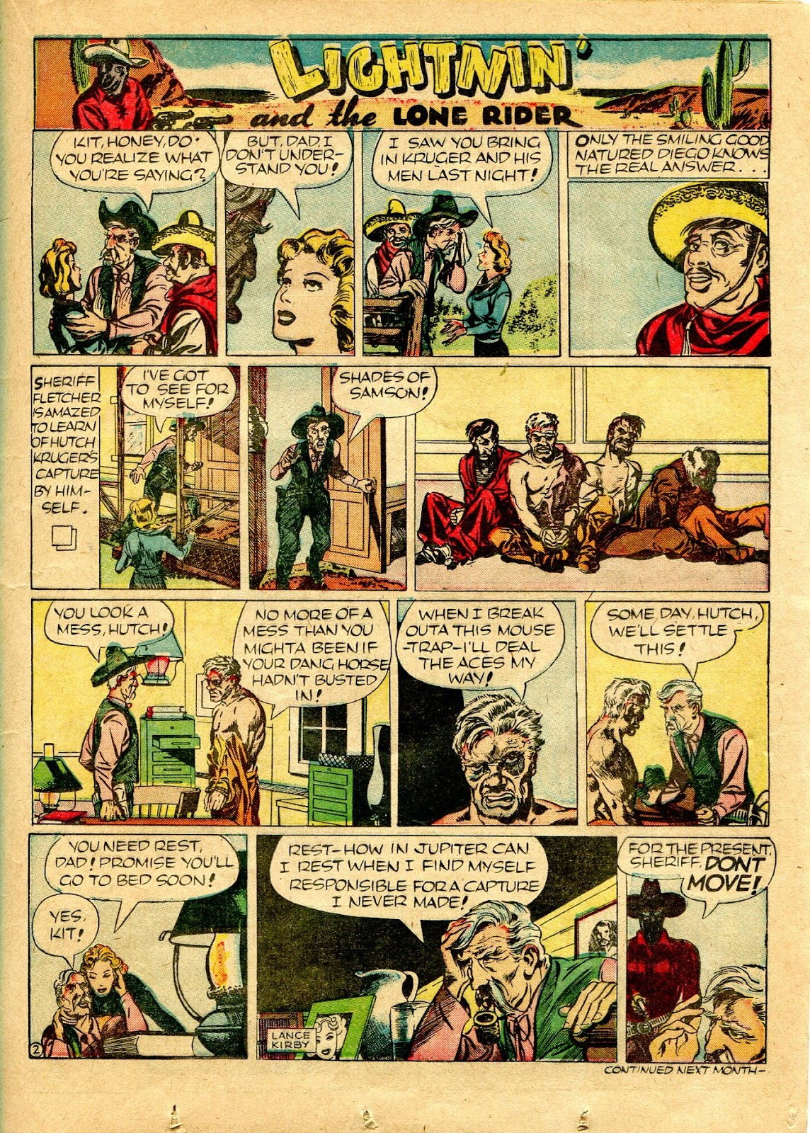 Read online Famous Funnies comic -  Issue #64 - 23