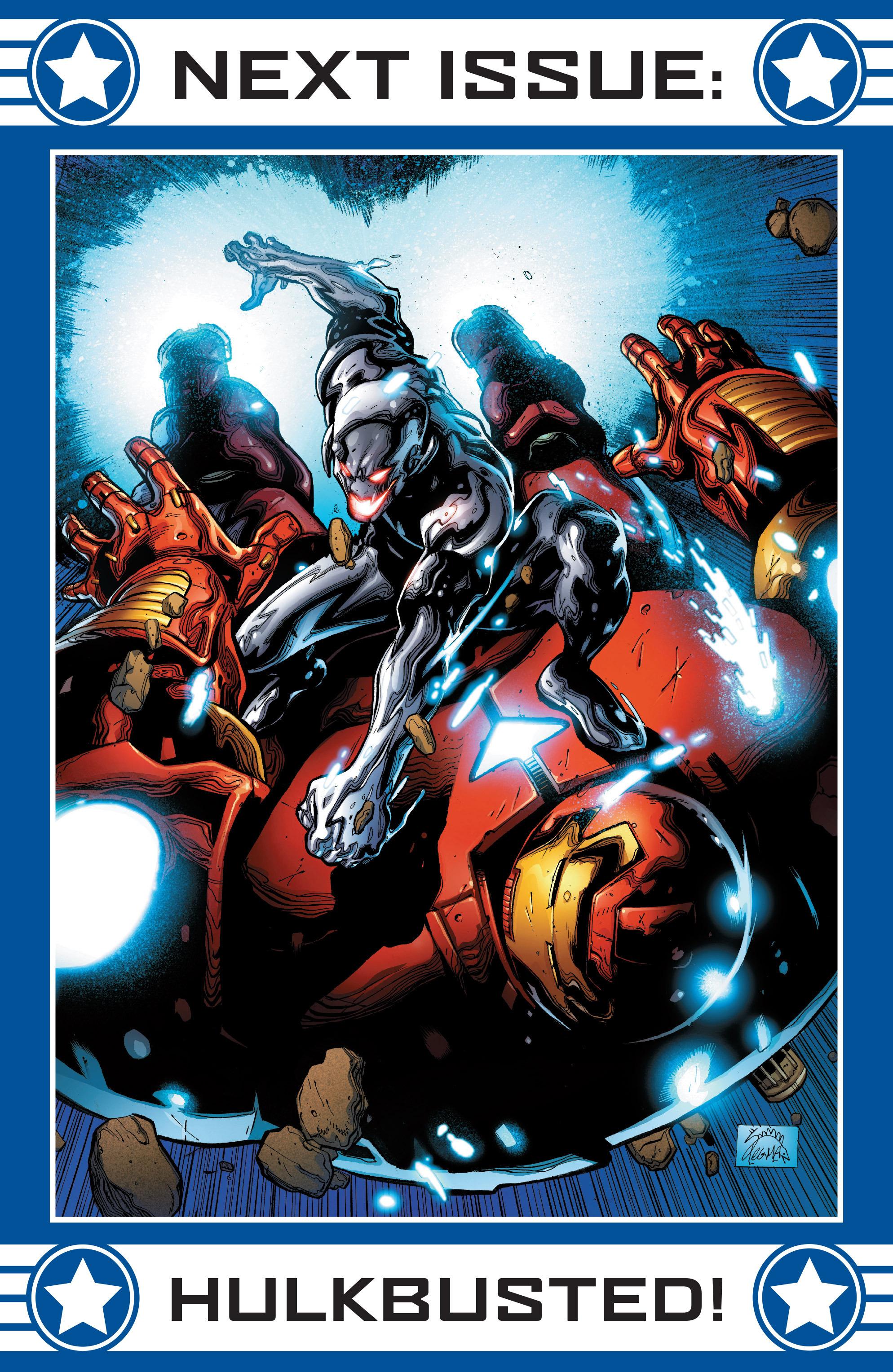 Read online Uncanny Avengers [II] comic -  Issue #11 - 23