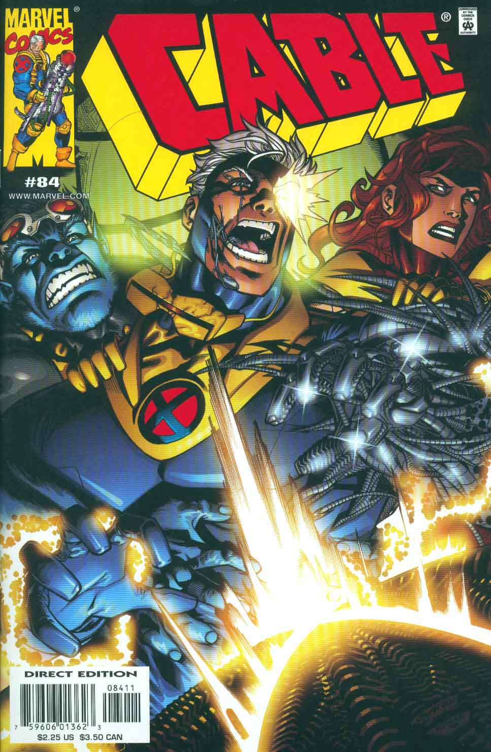 Cable (1993) 84 Page 1