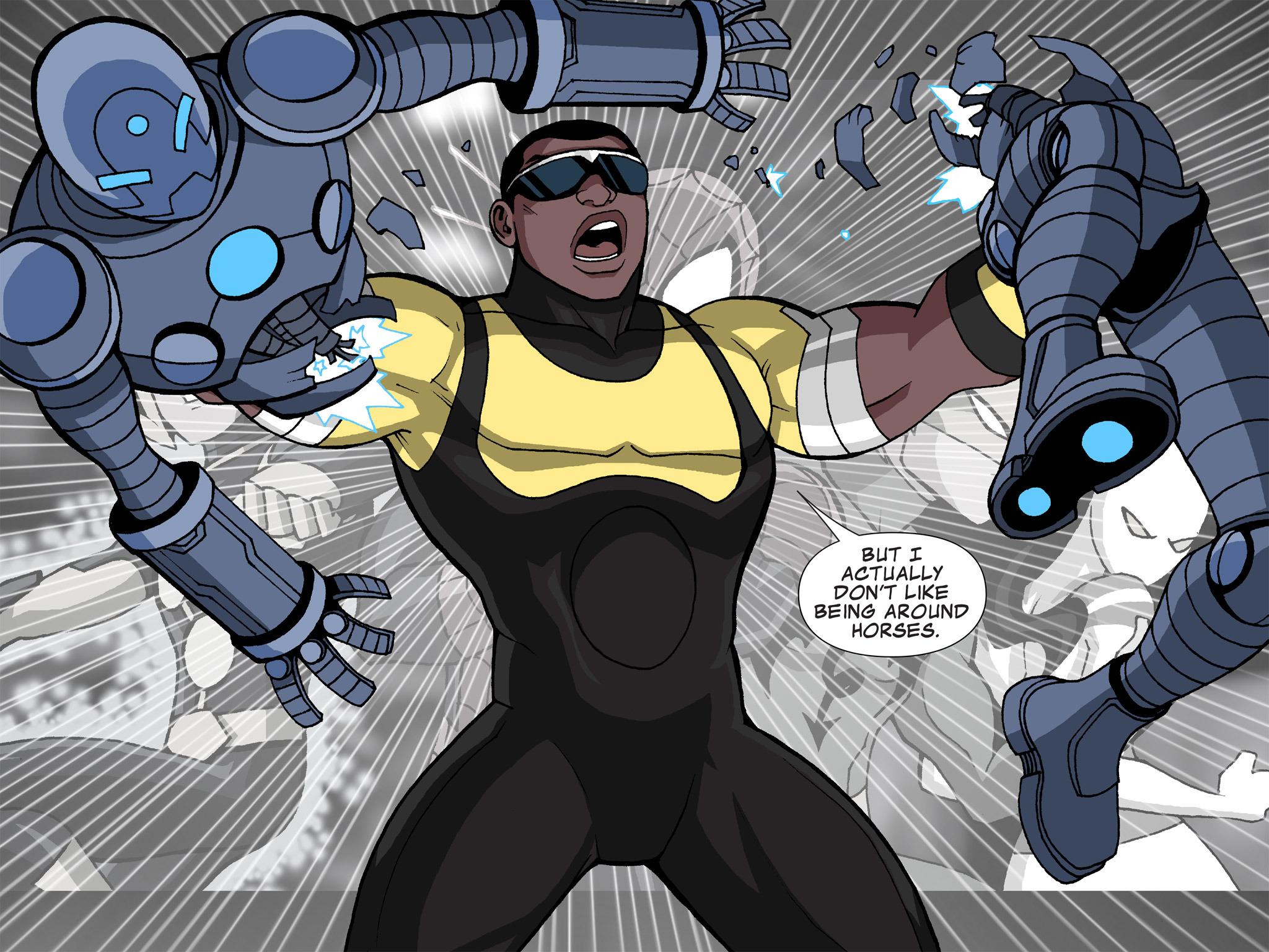 Read online Ultimate Spider-Man (Infinite Comics) (2015) comic -  Issue #21 - 15