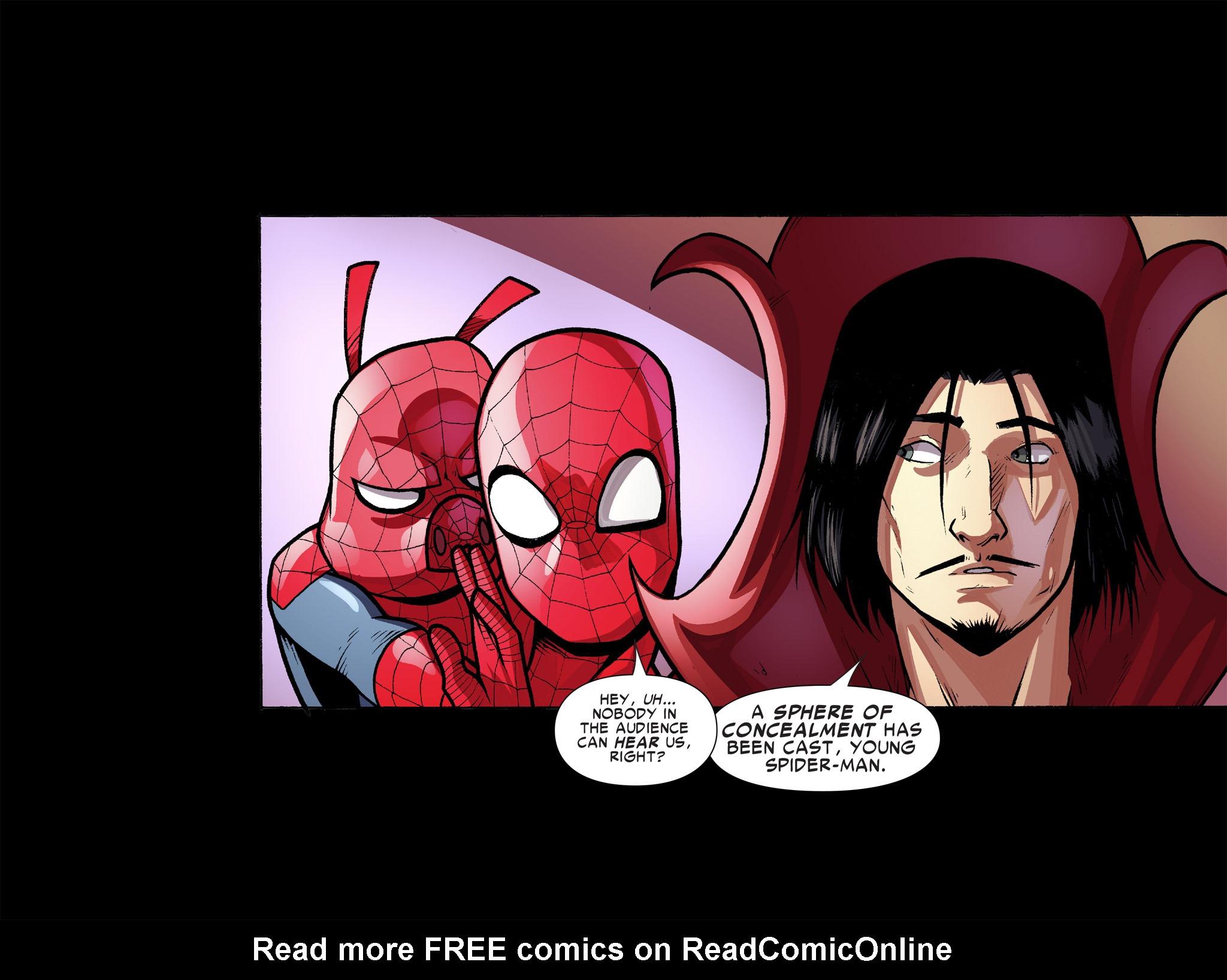 Read online Ultimate Spider-Man (Infinite Comics) (2016) comic -  Issue #9 - 25
