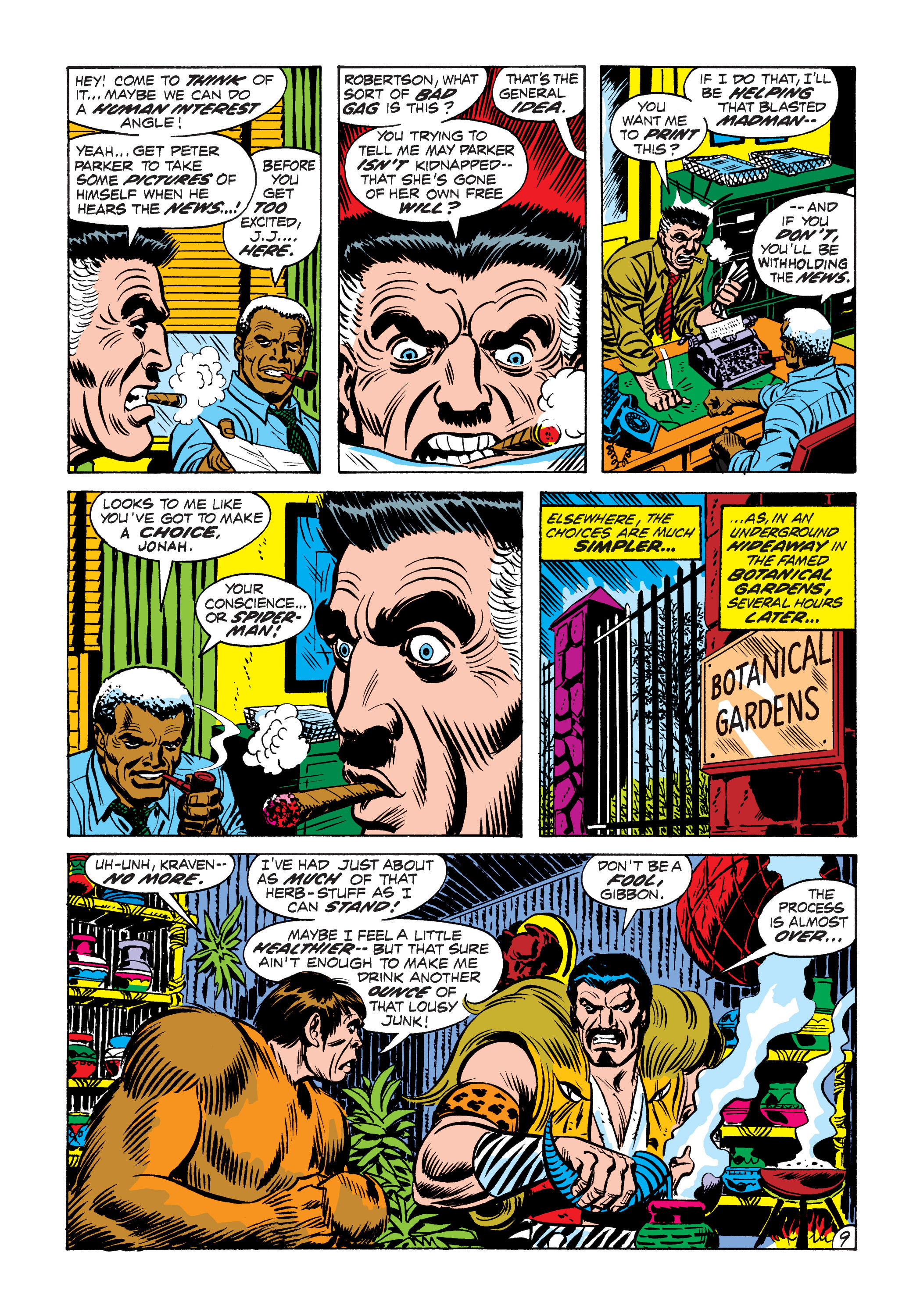 The Amazing Spider-Man (1963) 111 Page 9