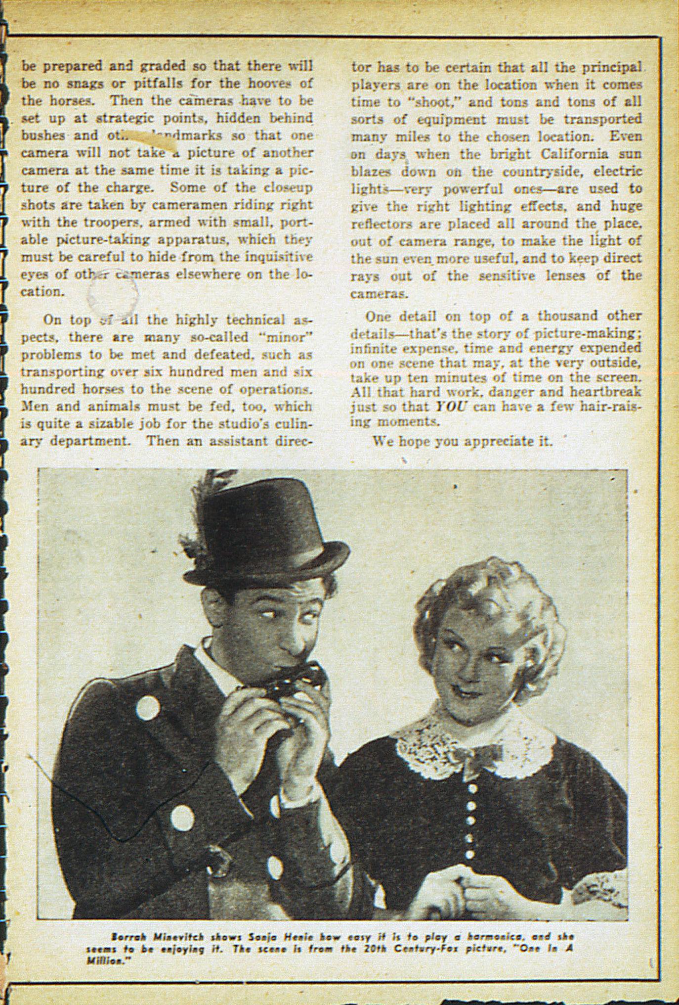 Read online Adventure Comics (1938) comic -  Issue #13 - 21