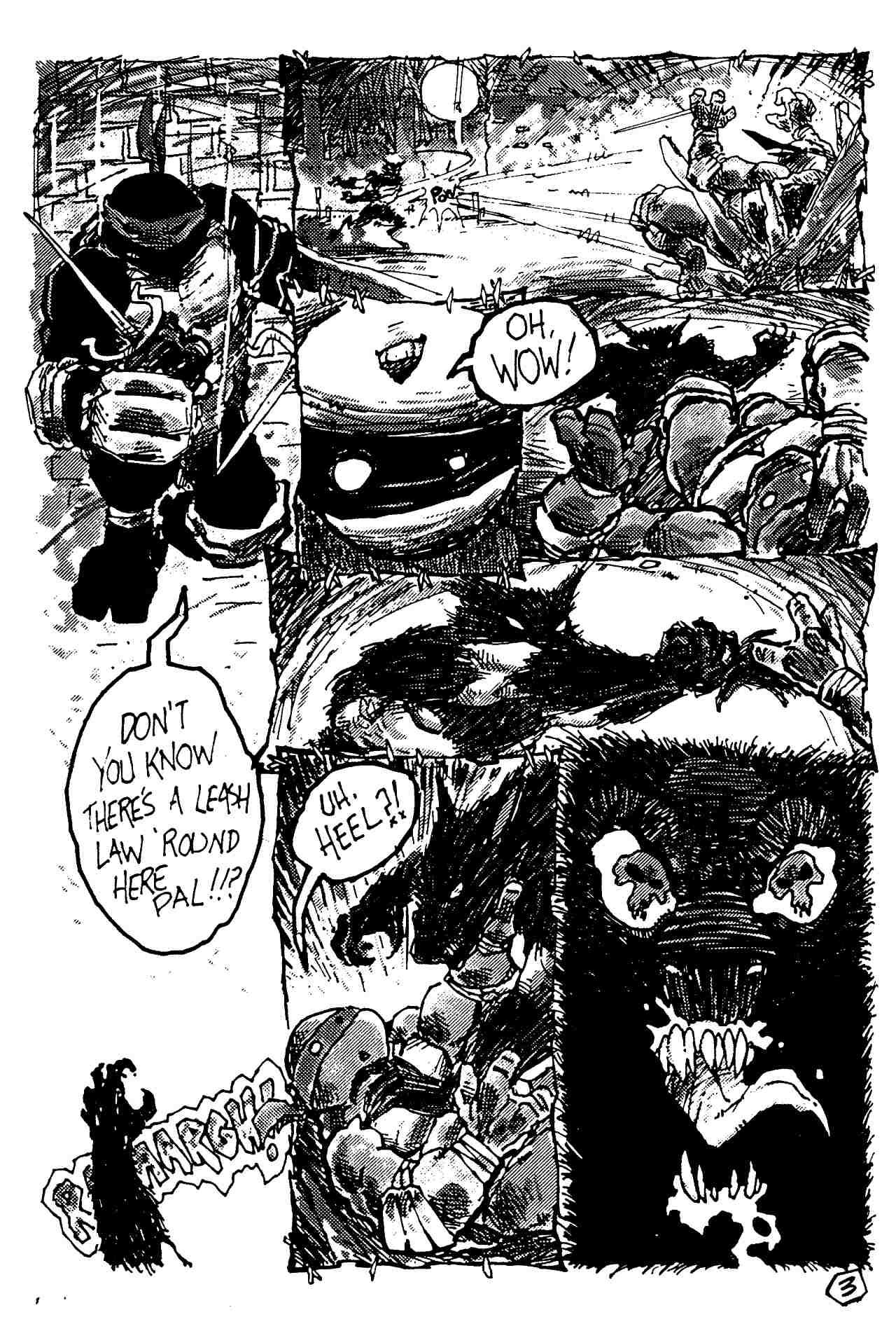 Read online Shell Shock comic -  Issue # Full - 196