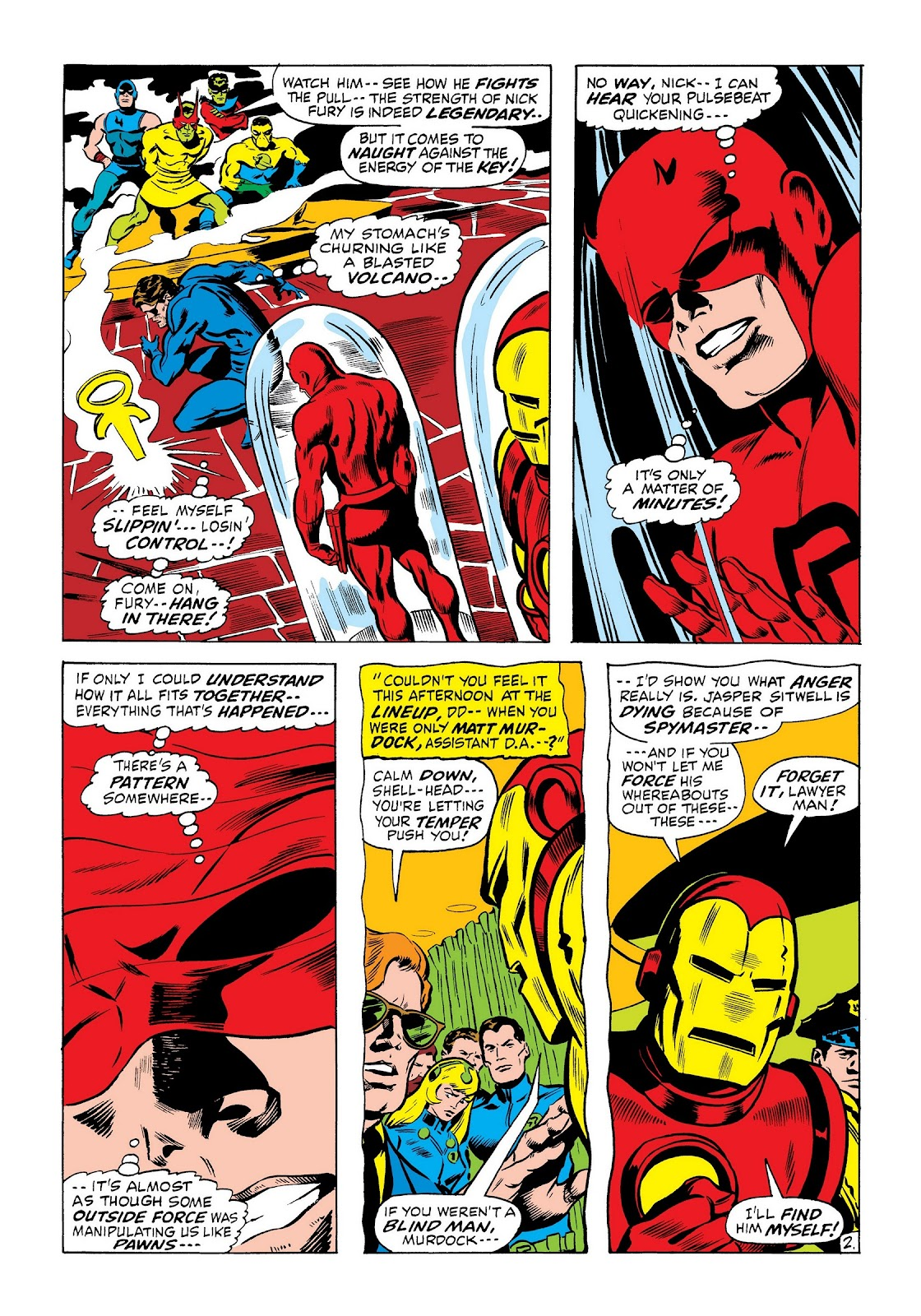 Read online Marvel Masterworks: The Invincible Iron Man comic -  Issue # TPB 7 (Part 3) - 11